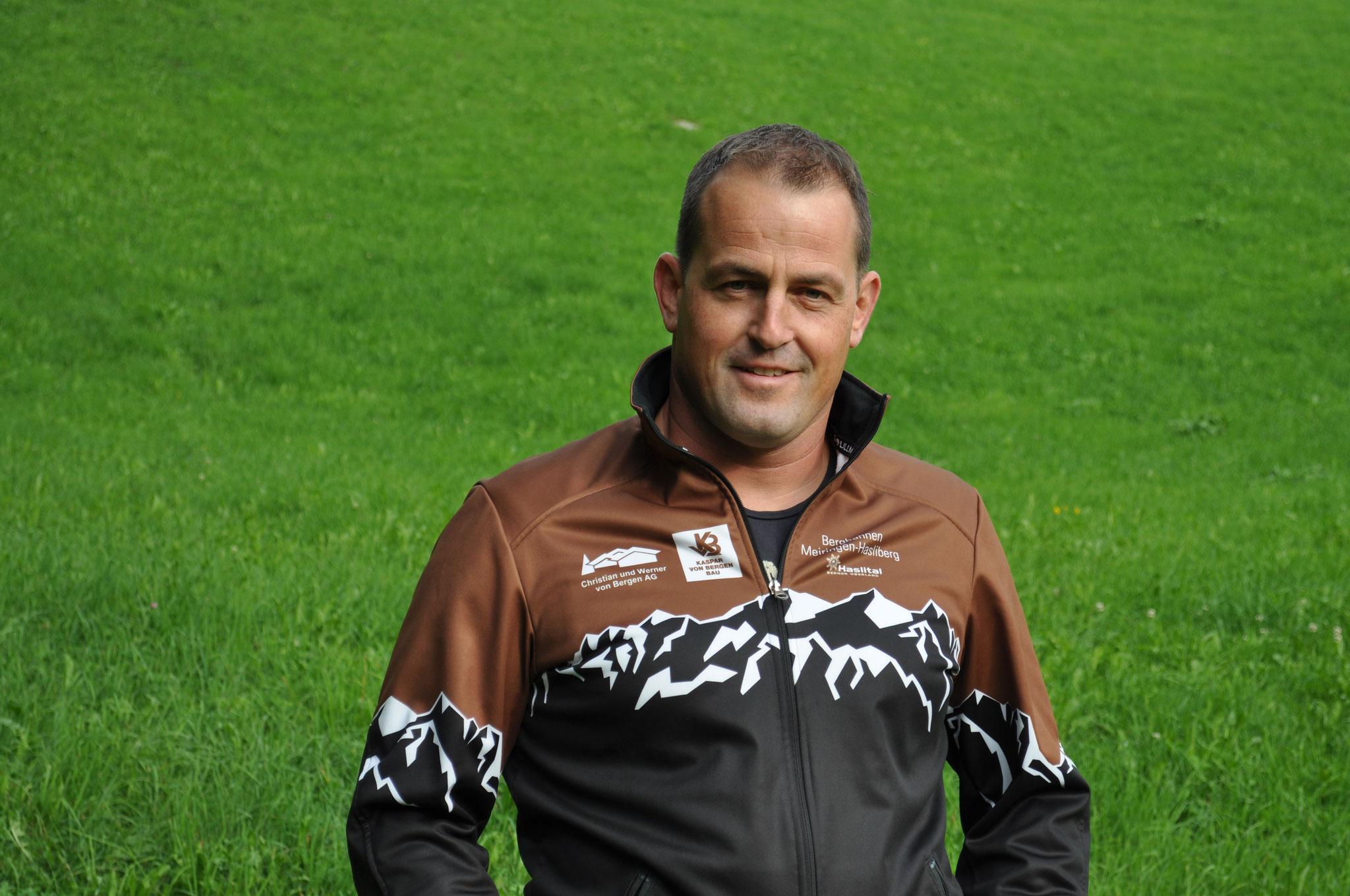 Horat Theo: Präsident und TL Jungschwinger