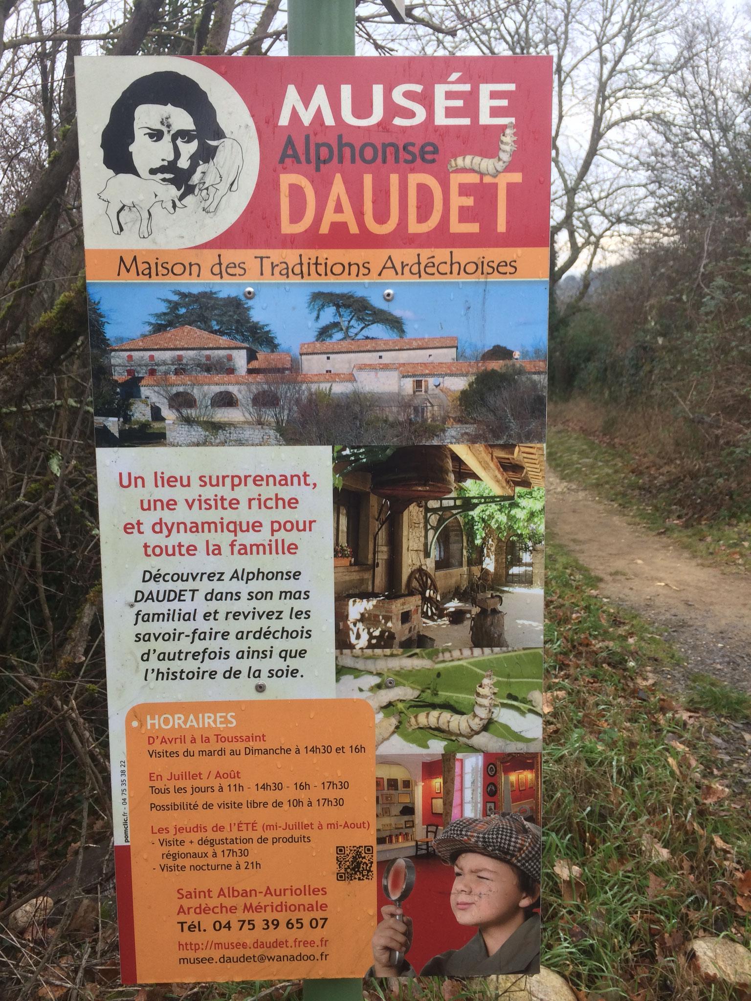 Musée Alphonse Daudet