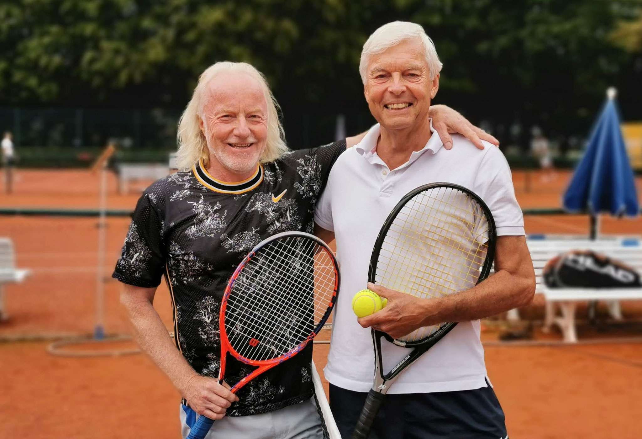 Martin Boller &  Gerardo Baumbach
