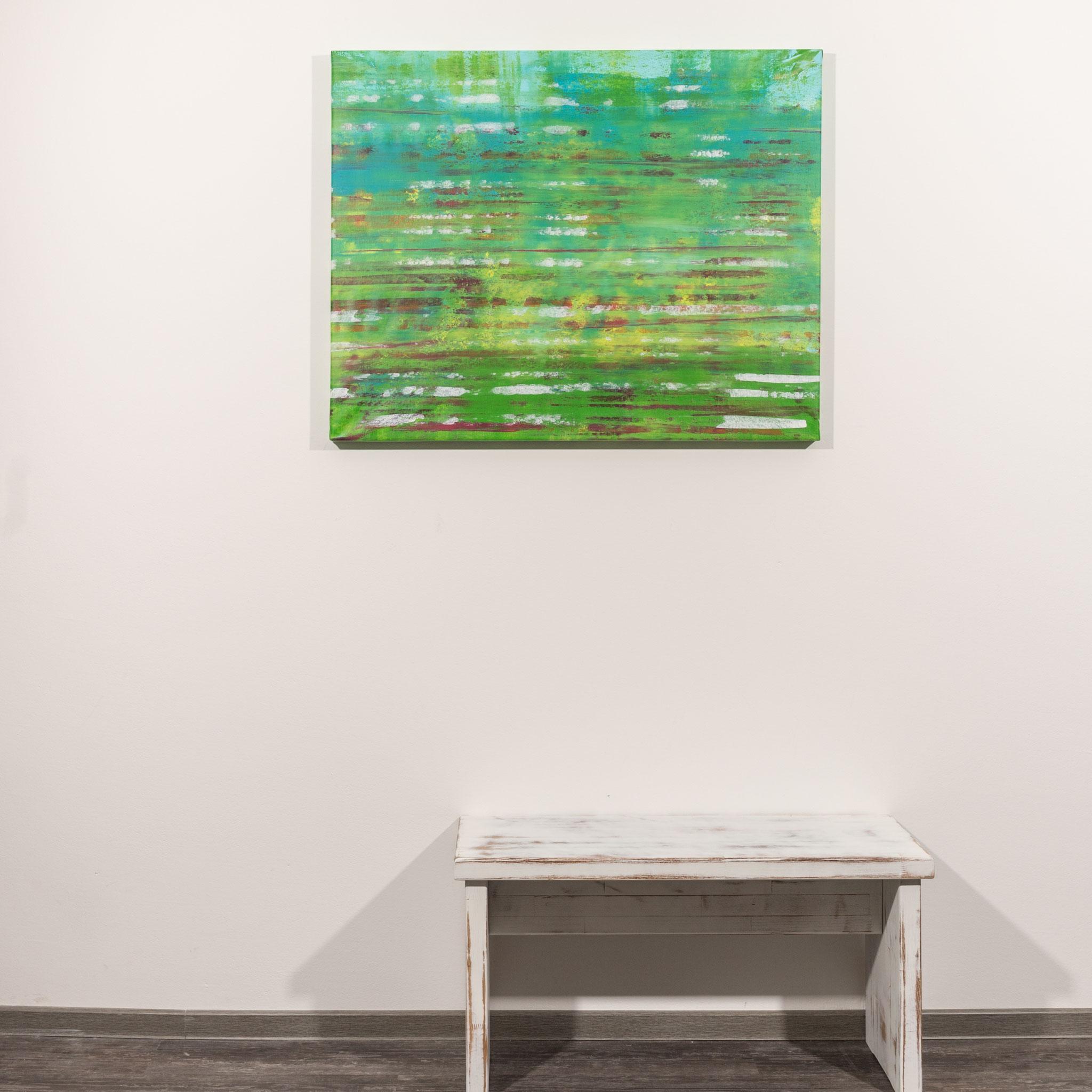 # 88 Frühlingswiese ´21                   80 x 100cm