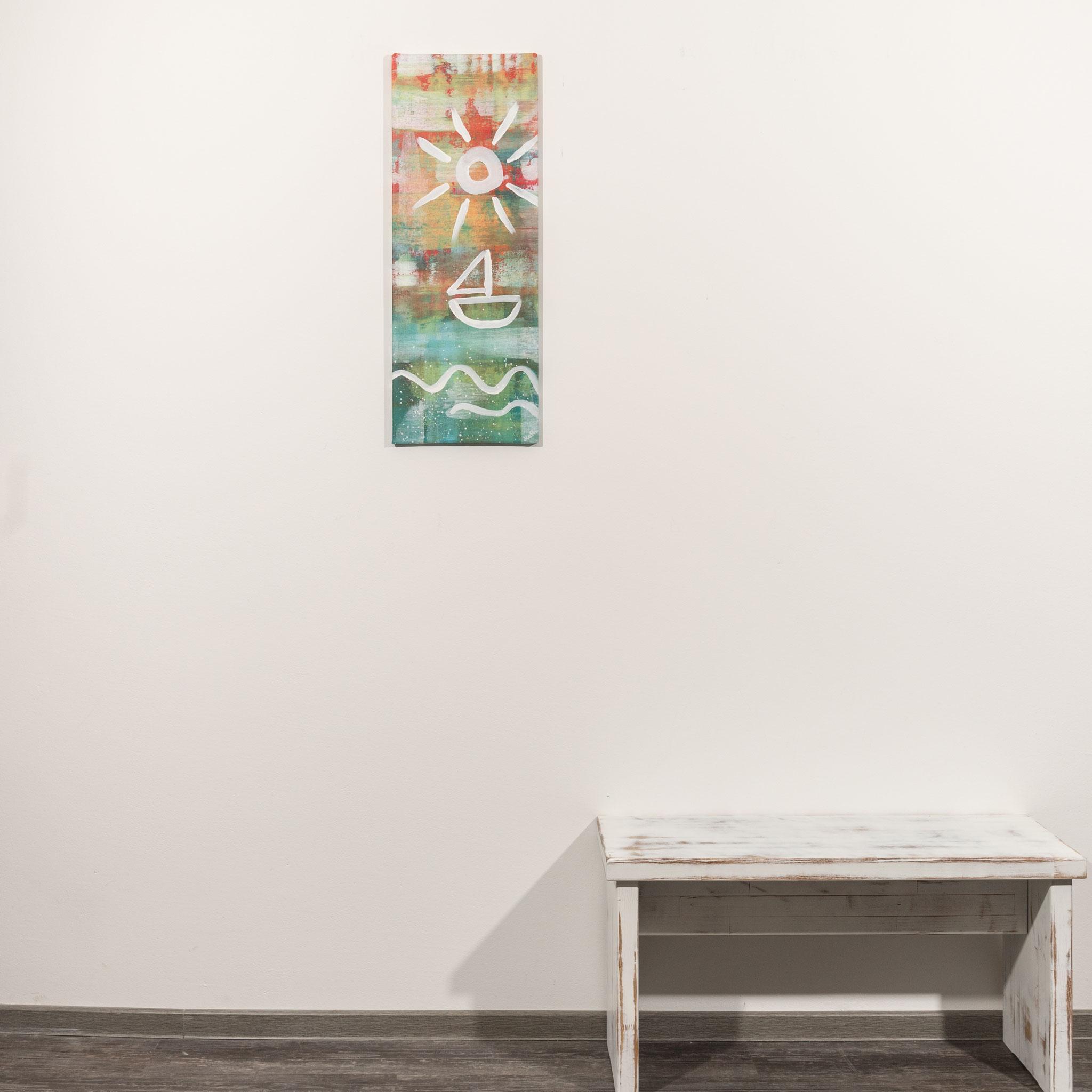 # 75 schweben ´20                30 x80cm