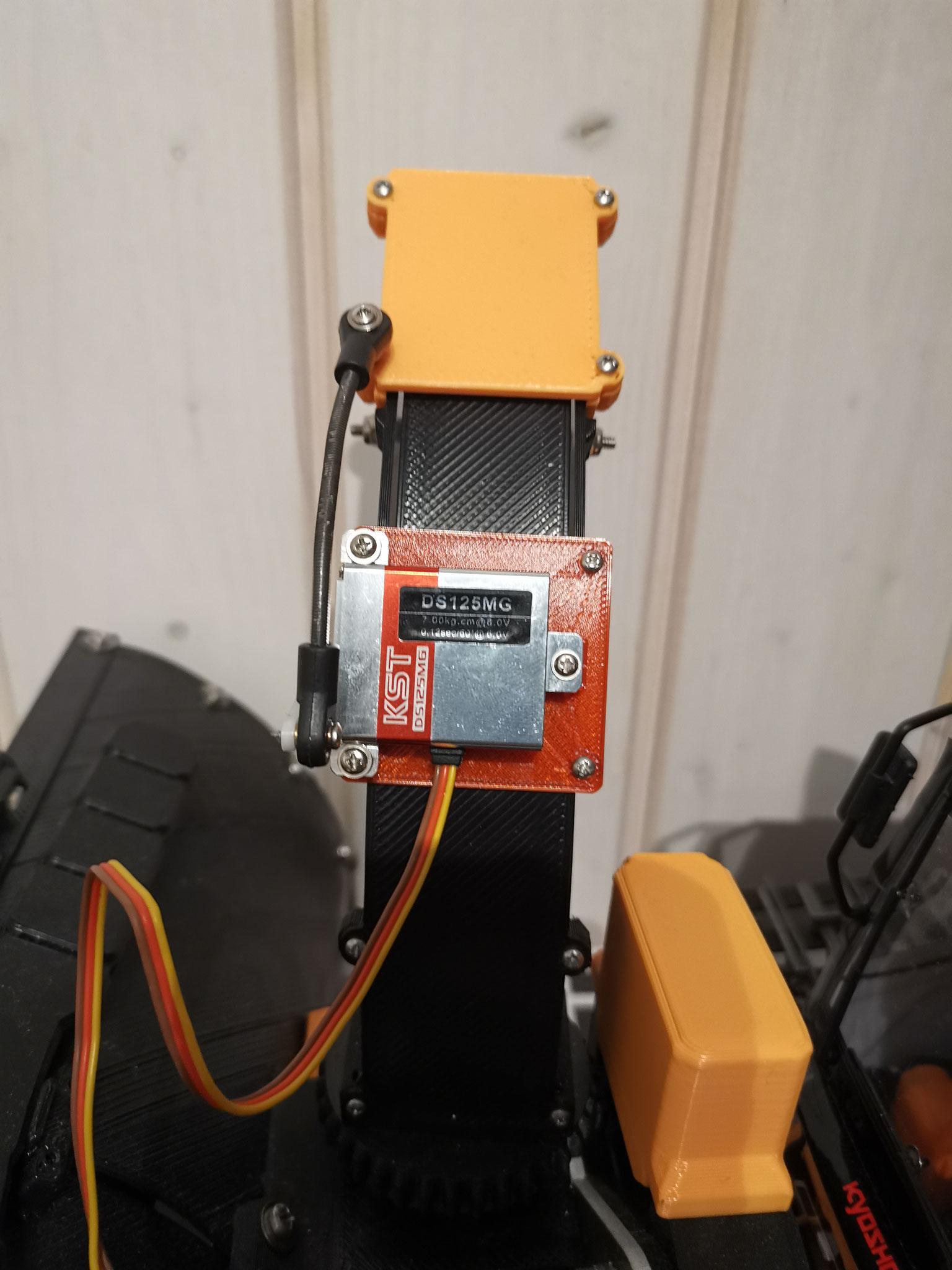 Prototyp 1, rot, einfach