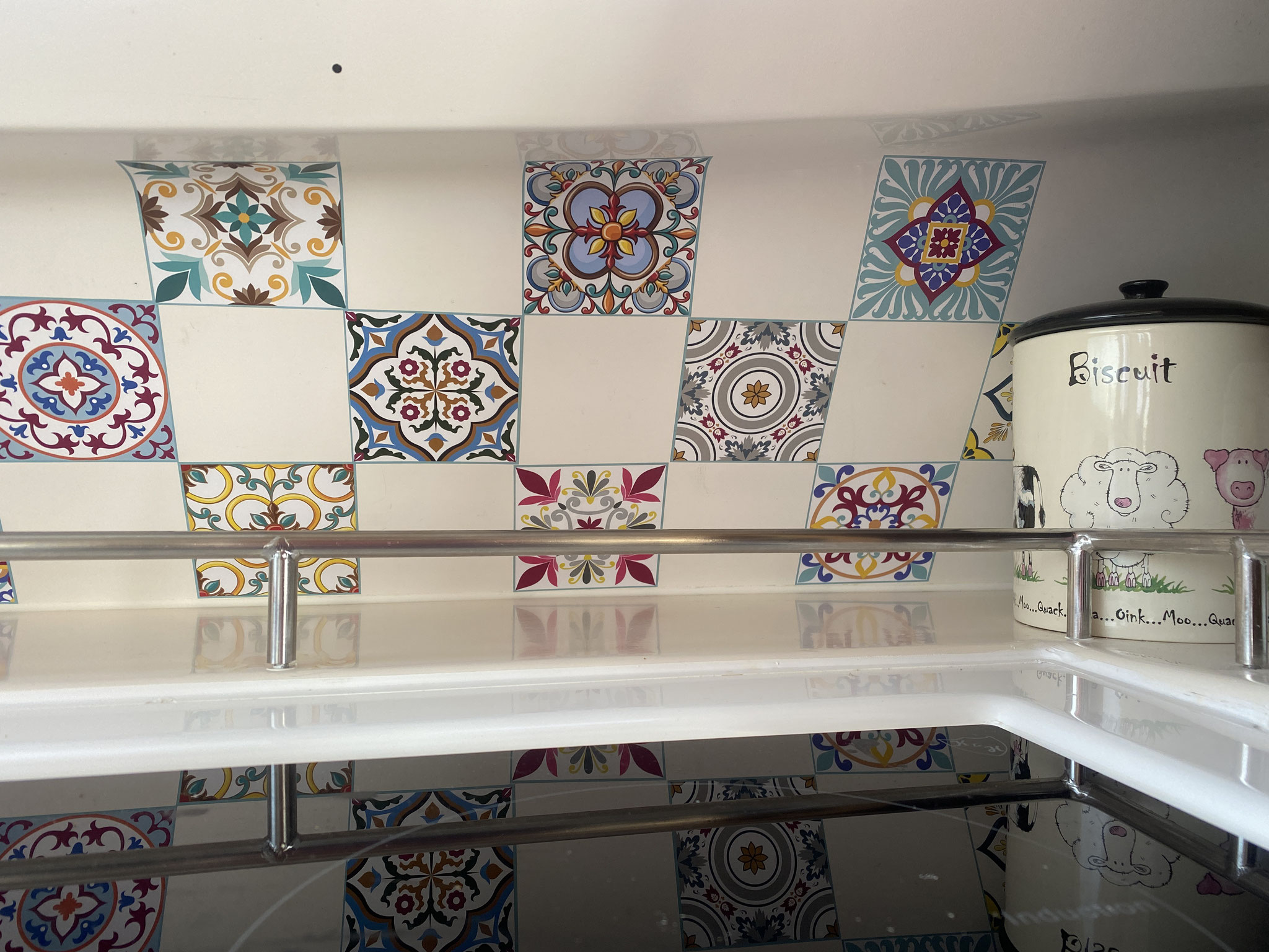 neue Küchen Deko / new decoration for our kitchen