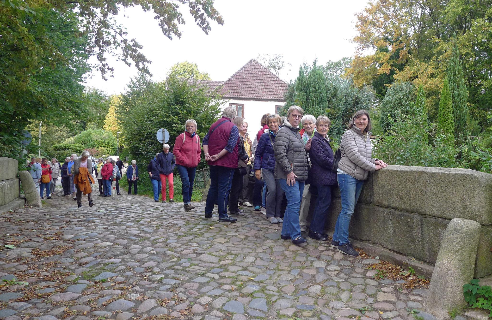 Napoleonbrücke in Trittau (Foto: Dorit Hartz)