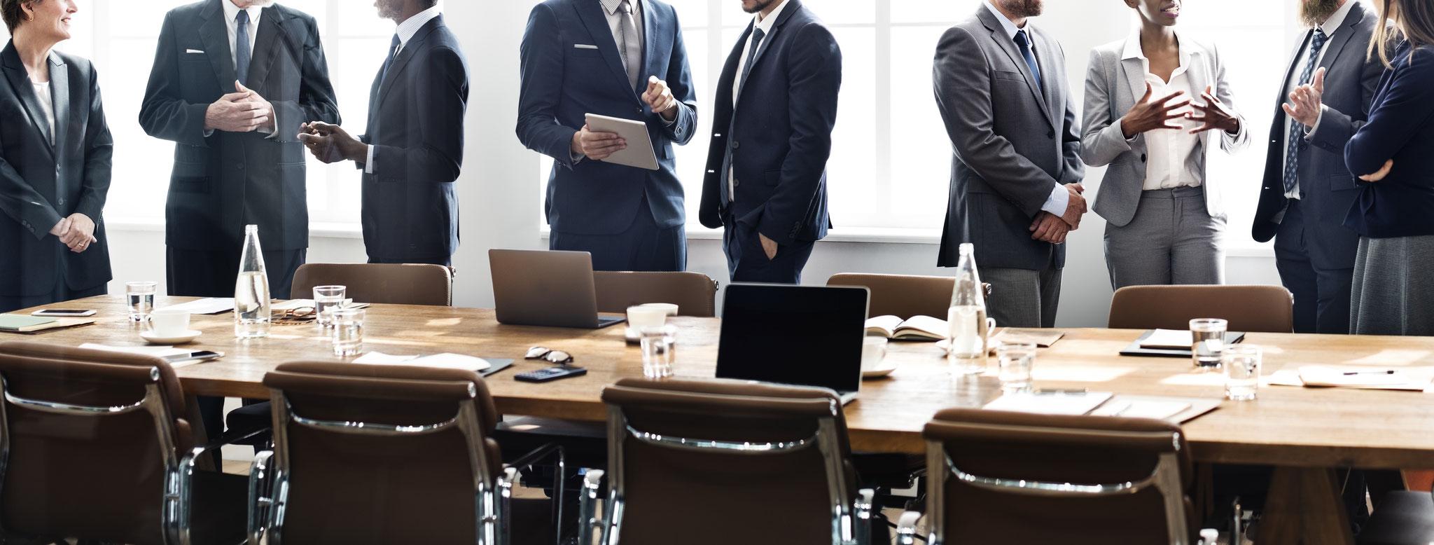 Mimik, Gestik & Körpersprache für Unternehmer
