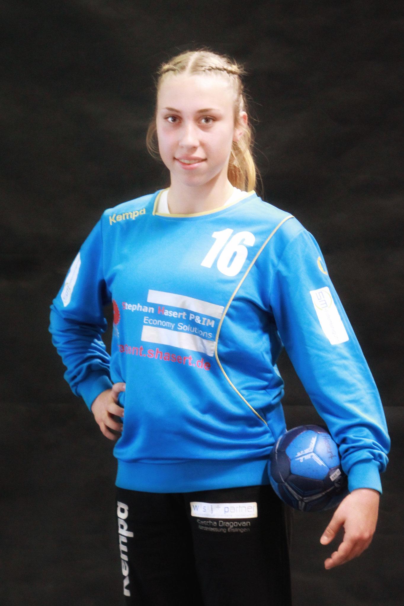 #16 Leni Hagenlocher