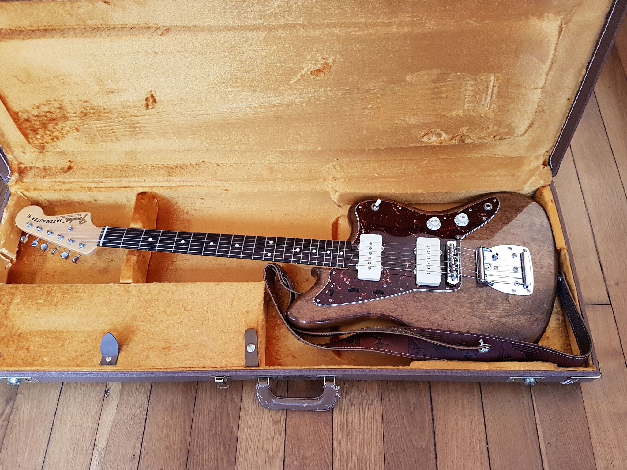 guitare Jazzmaster US Elvis Costello Custom P90