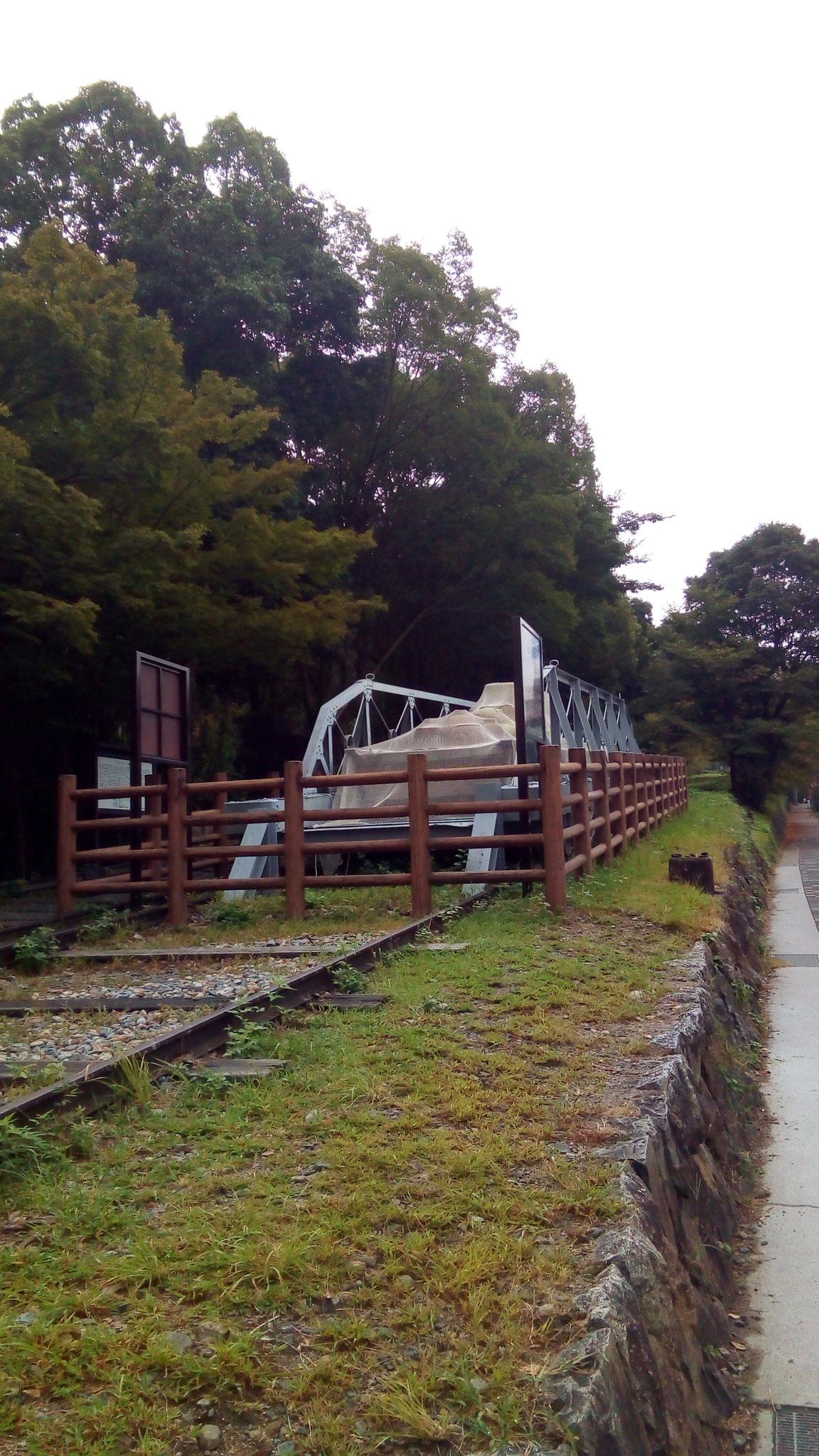蹴上インクライン(傾斜鉄道)