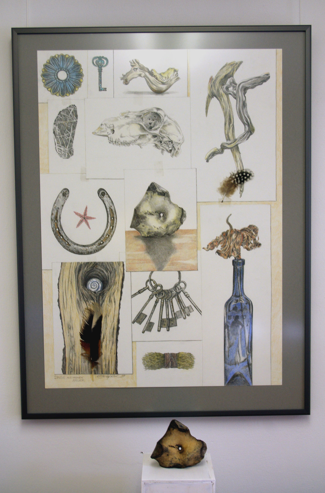 Dinge aus meinem Atelier