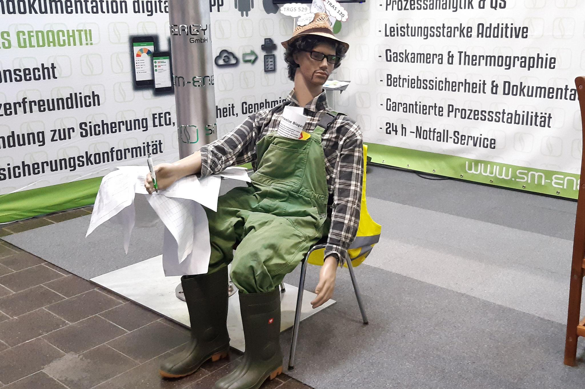 Biogas Infotage 2021 in Ulm