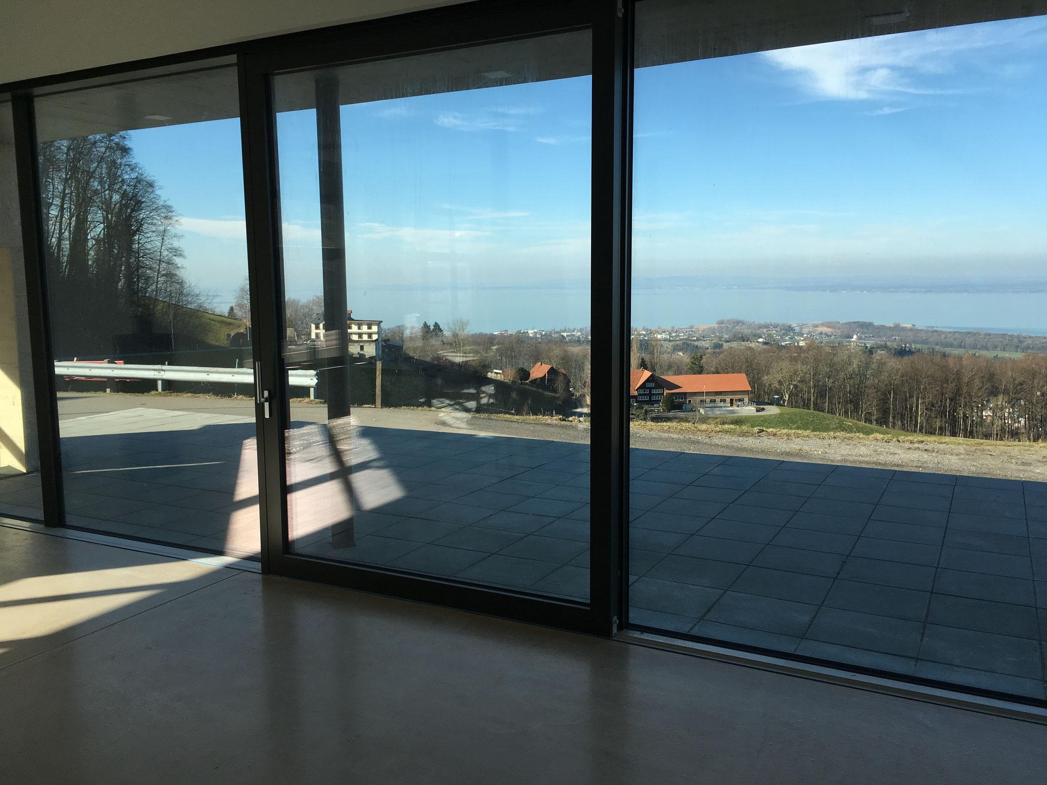 Umbau Fabrik in MFH: Fabrikfront neu
