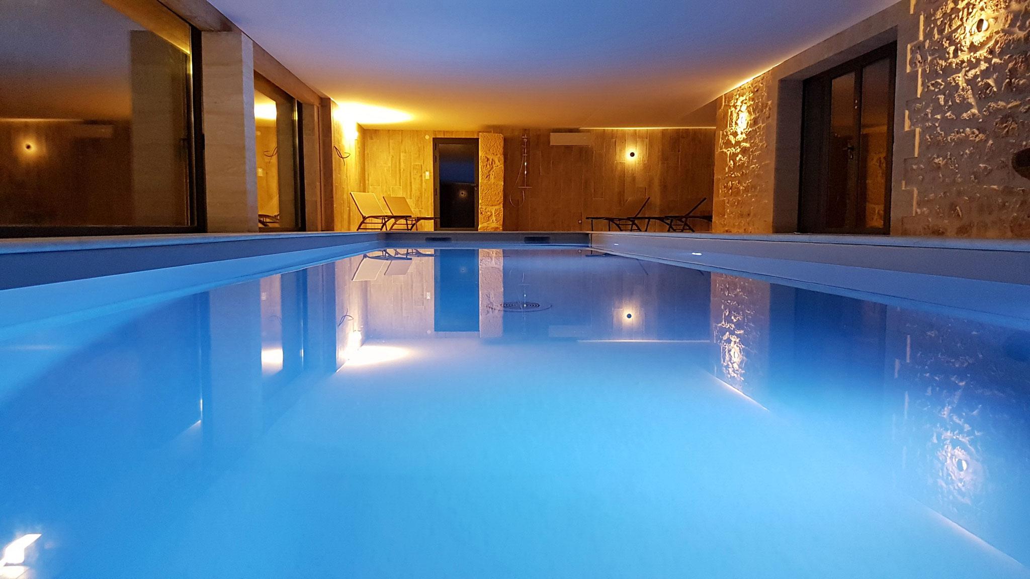 The Pool Le Petit Paradis 24 Dordogne Chambre d H´tes