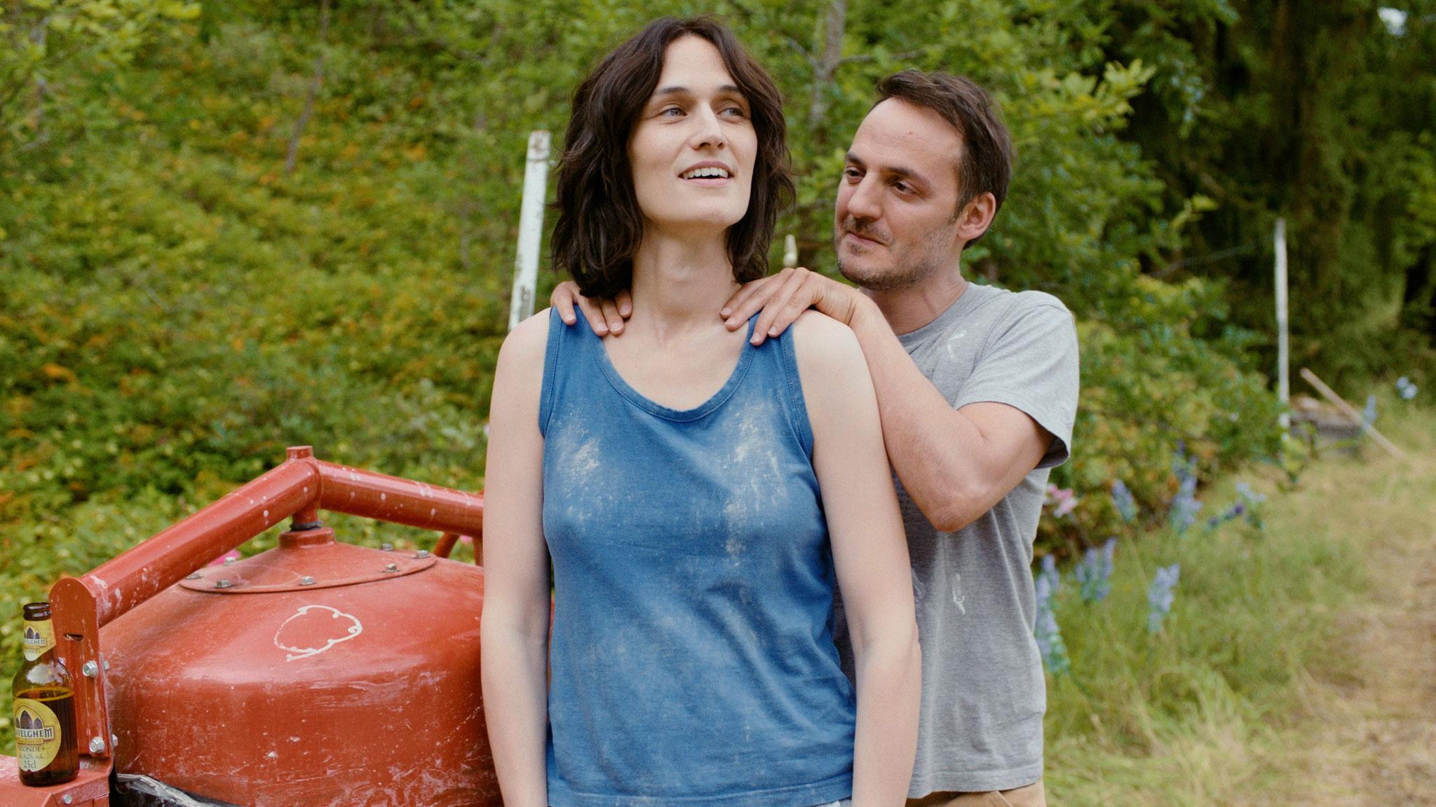 Diane a les épaules de Fabien Gorgeart