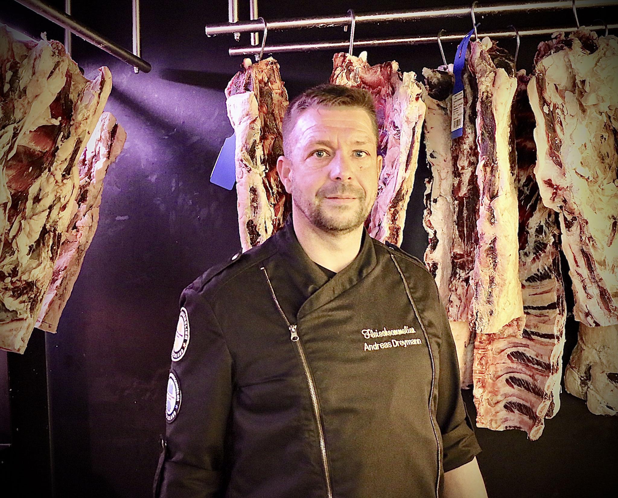 Andreas Dreymann - Der Steak-Prophet und Fleisch-Sommelier