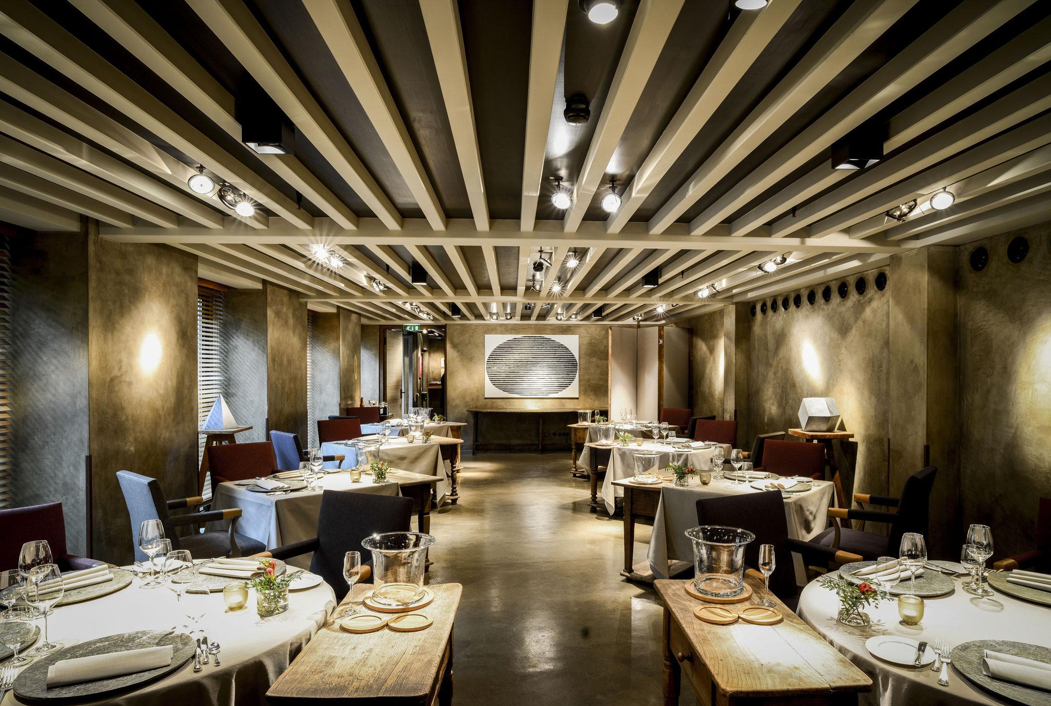 Restaurant Atelier im Hotel Bayerischer Hof / Foto: Benjamin Monn