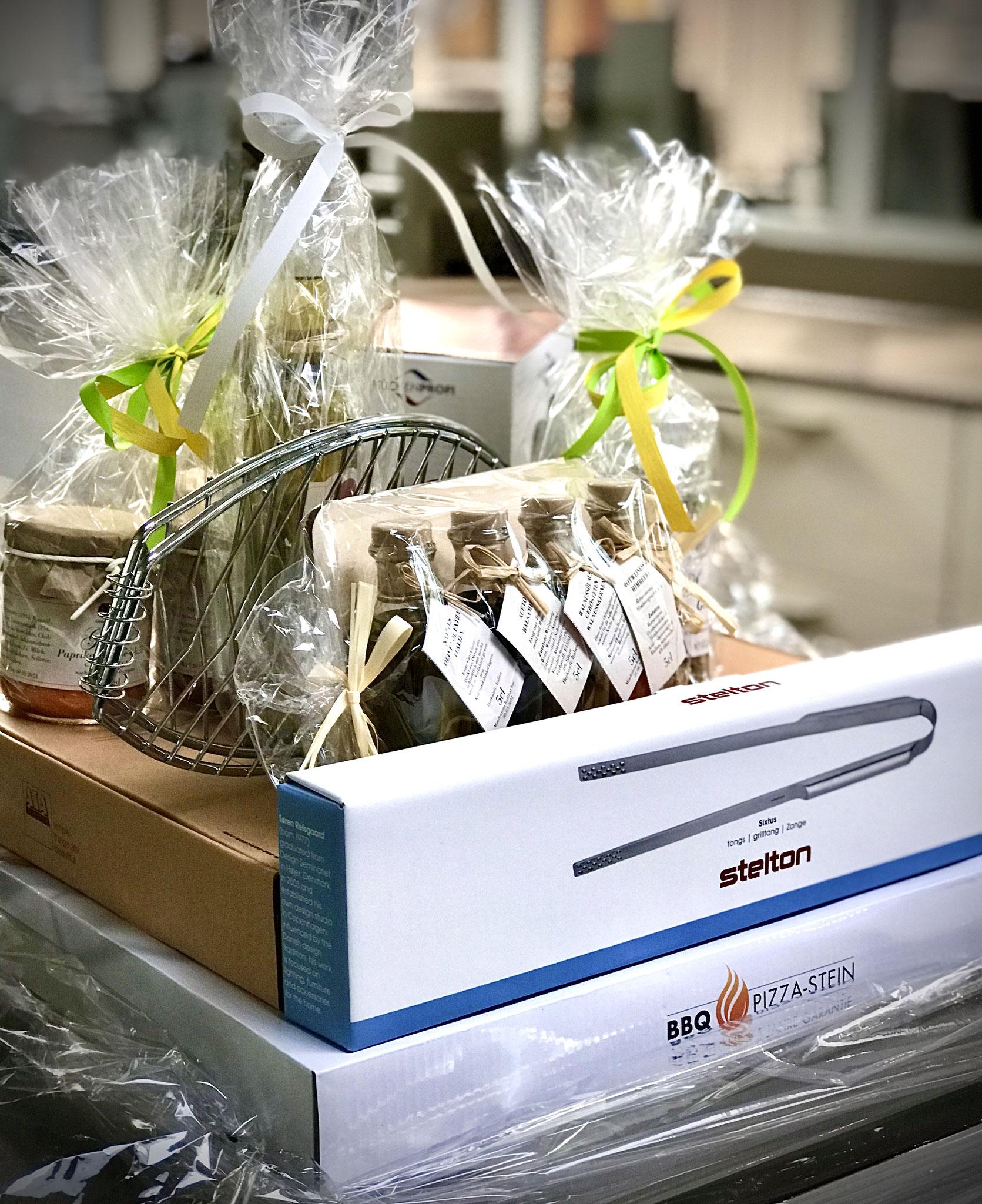 BBQ - Paket von Cucinaria - der Küchentempel für Küchen-Accessoires und Küchengeräte