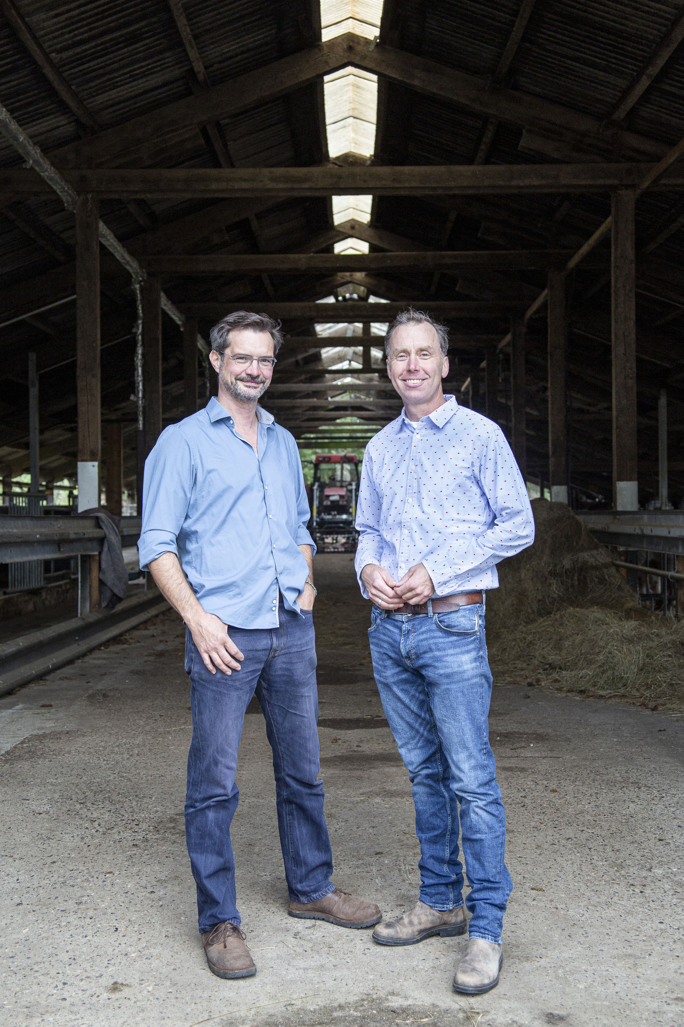 Ulf Schönheim + Malte Bombien- Regionalwert AG Hamburg*