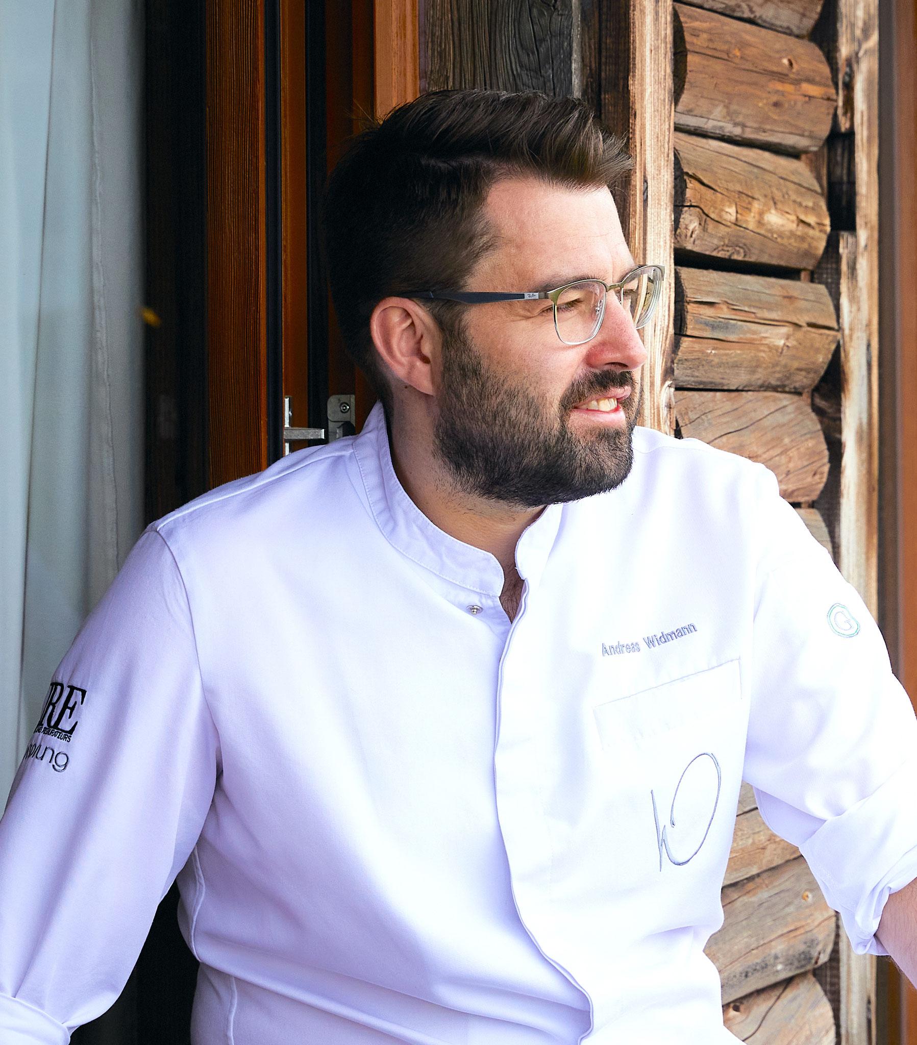 Chef Andi Widmann