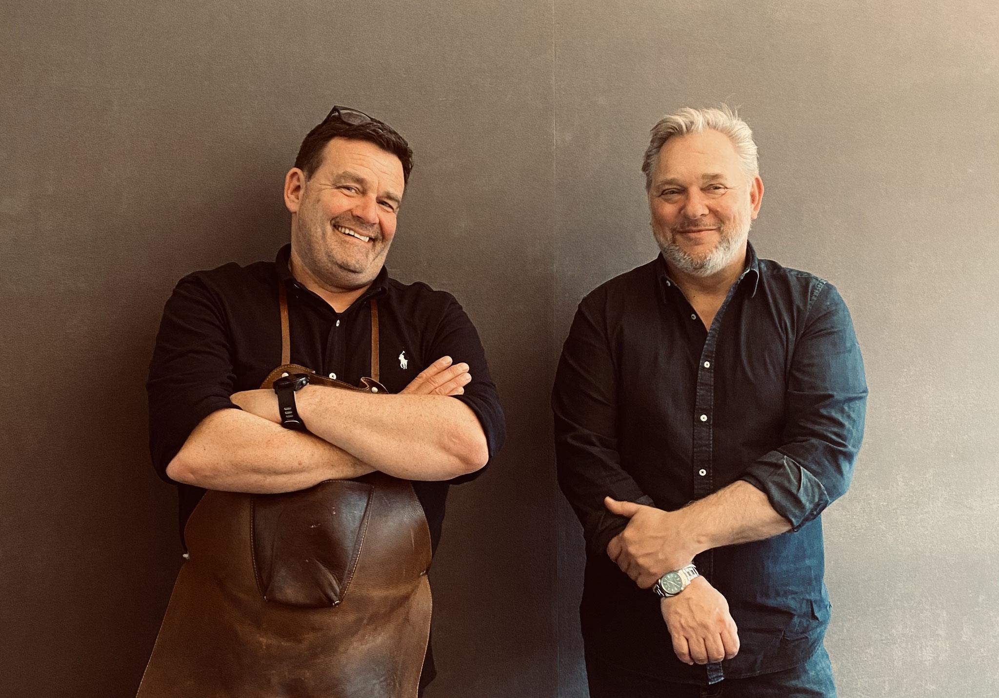 Henning Basedahl & Foodtalker Boris Rogosch