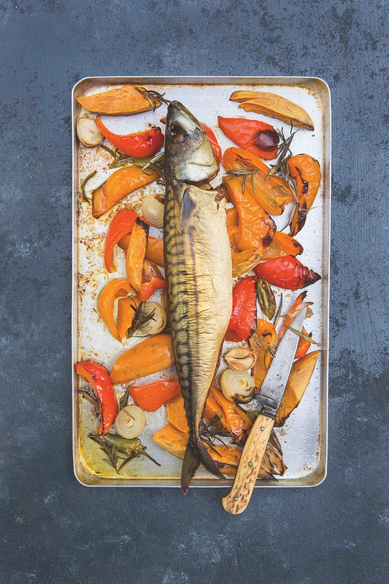 Makrele geräuchert*
