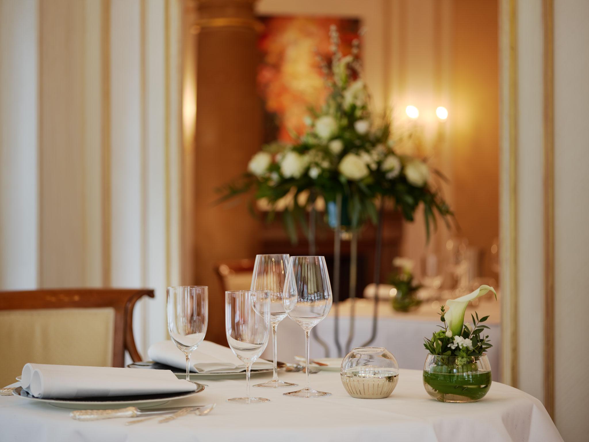 Restaurant im Waldhotel Sonnora in Dreis