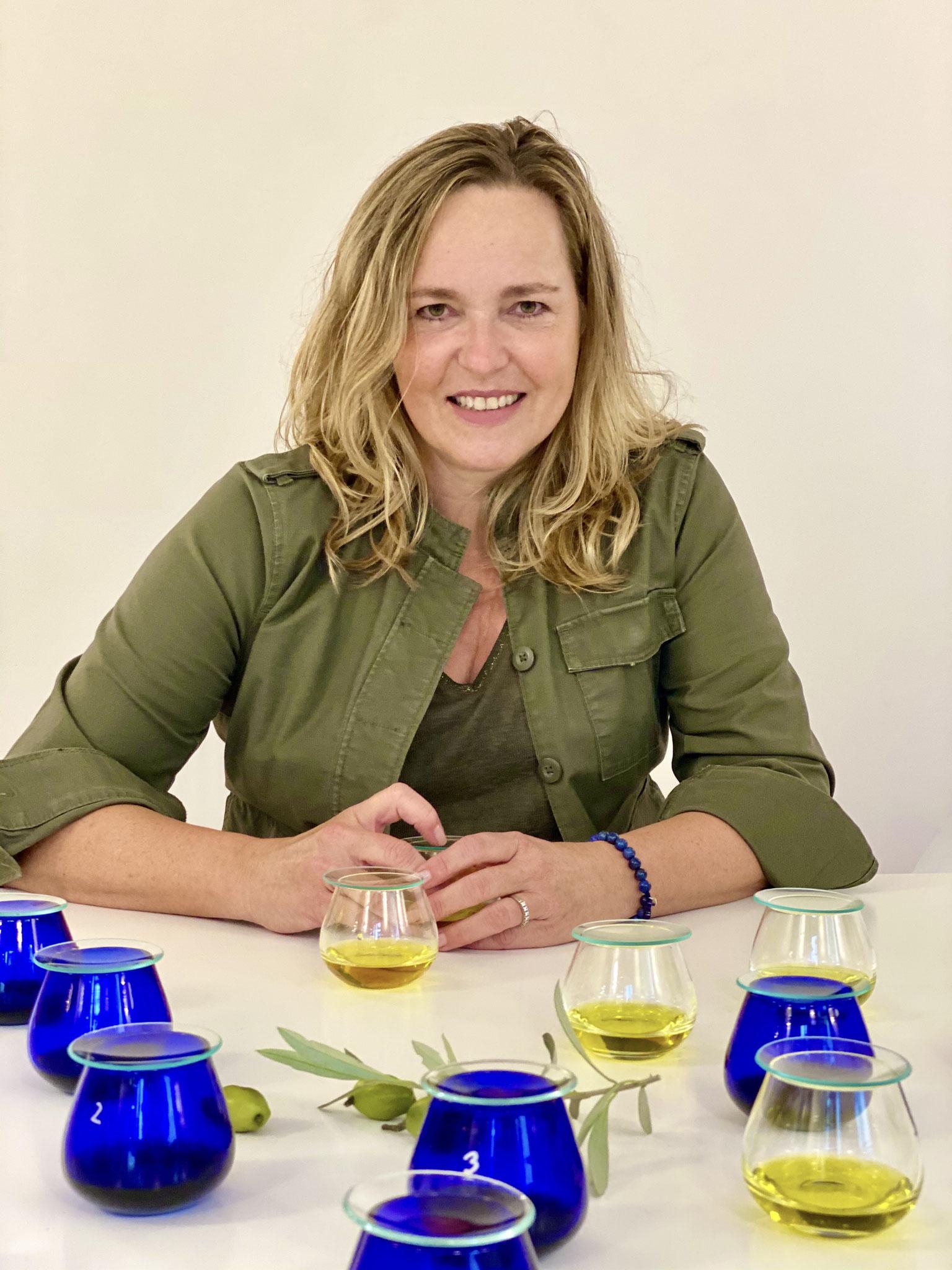 Kerstin Barduhn, Die Olivenölexpertin