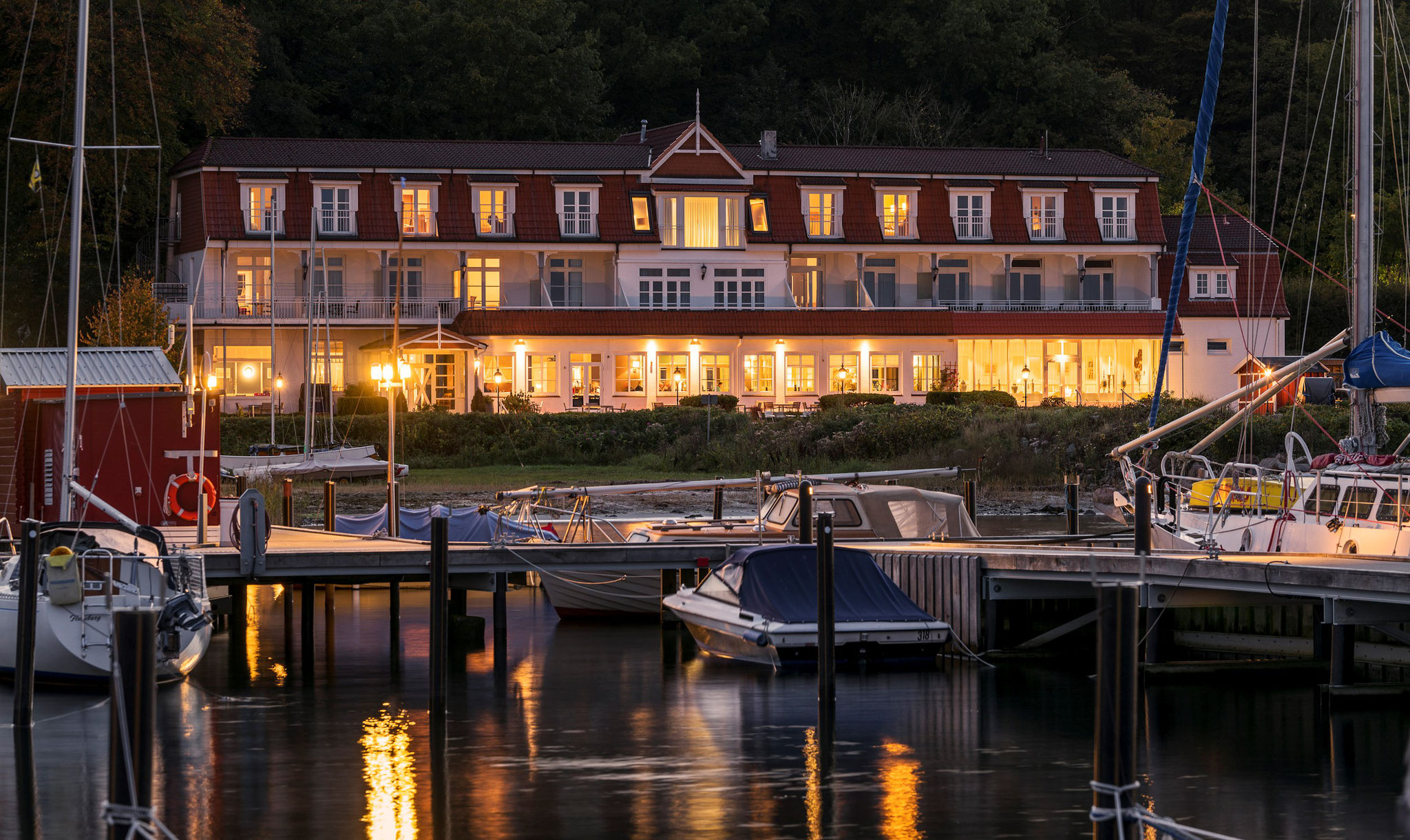 Hotel Wassersleben ©Ydo Sol Images