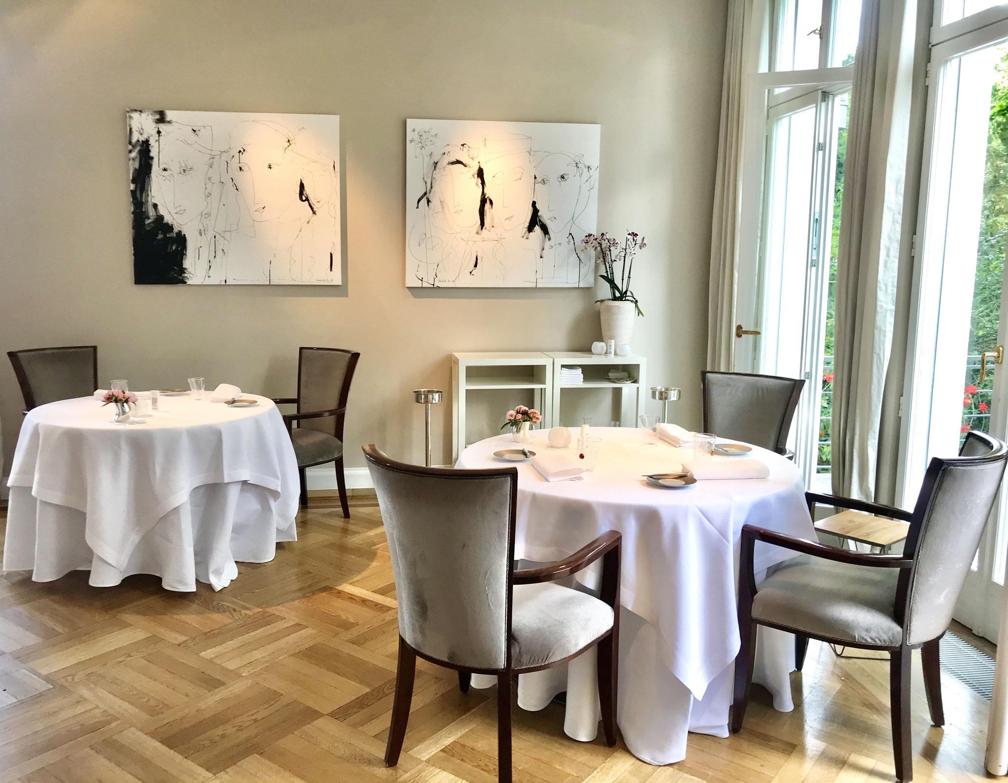 """""""GästeHaus Erfort"""" - Das Restaurant"""