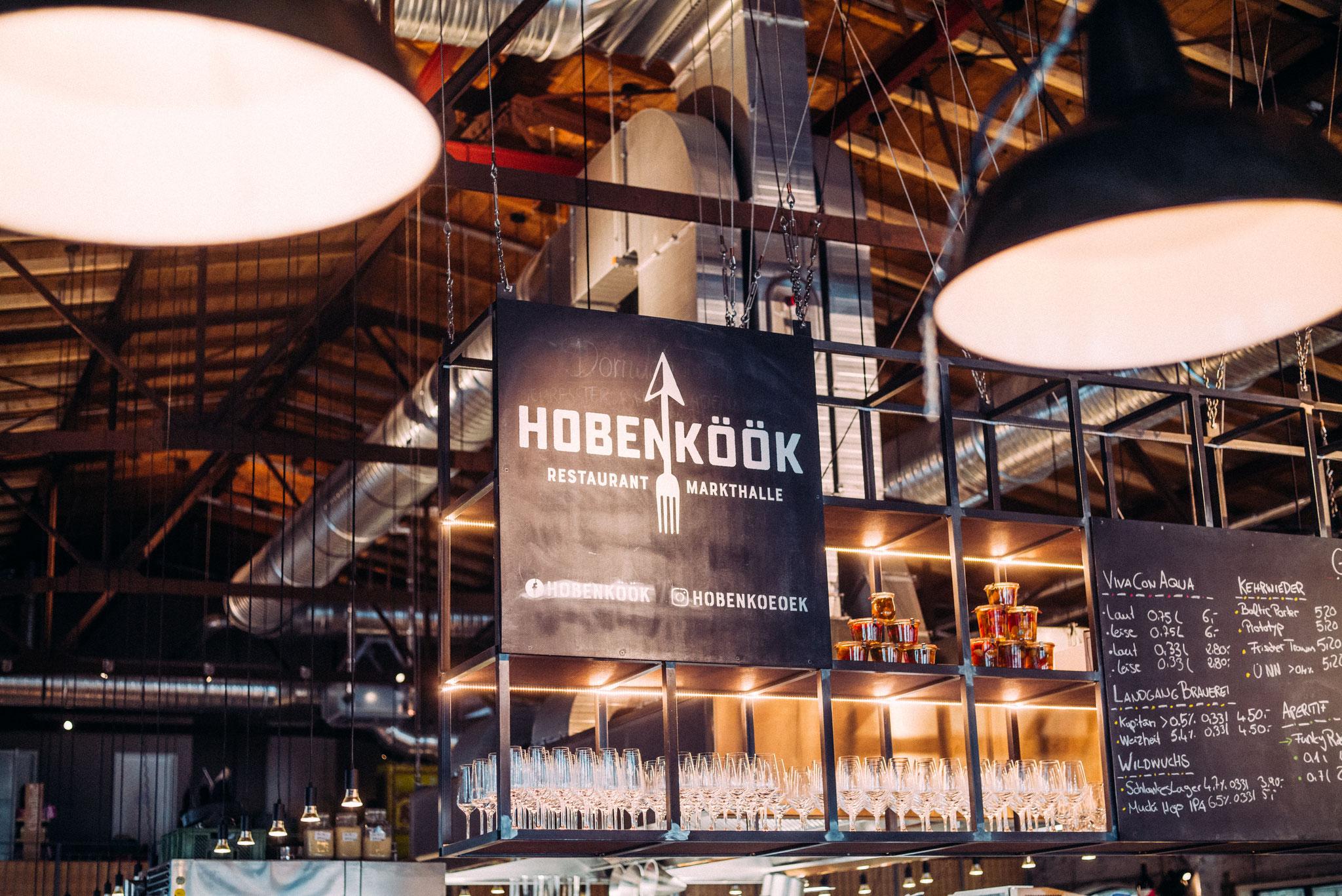 """""""Hobenköök"""" - Markthalle, Restaurant, Catering, Veranstaltungsort"""