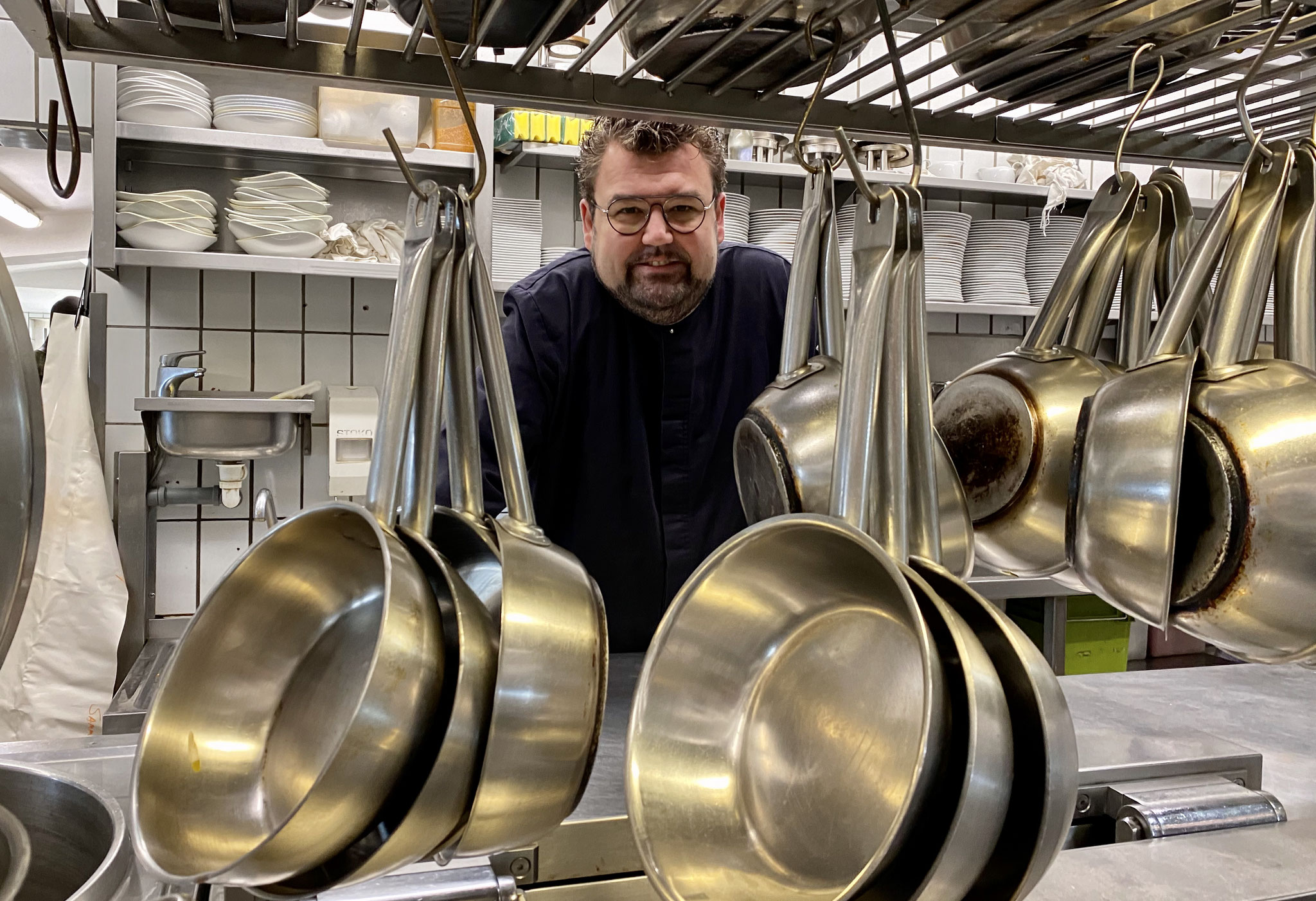 Sebastian Prüßmann - Küchenchef Sansibar, Sylt