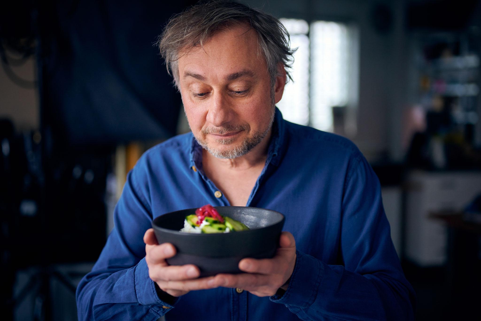 Stevan Paul - Foodstylist, Journalist und Autor*
