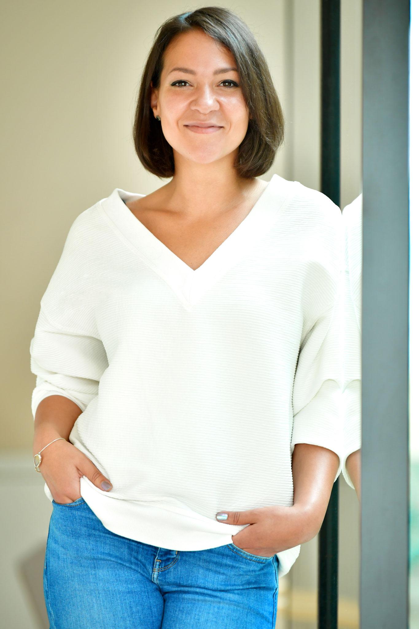 Linda Barbosa Fortes - Gründerin **