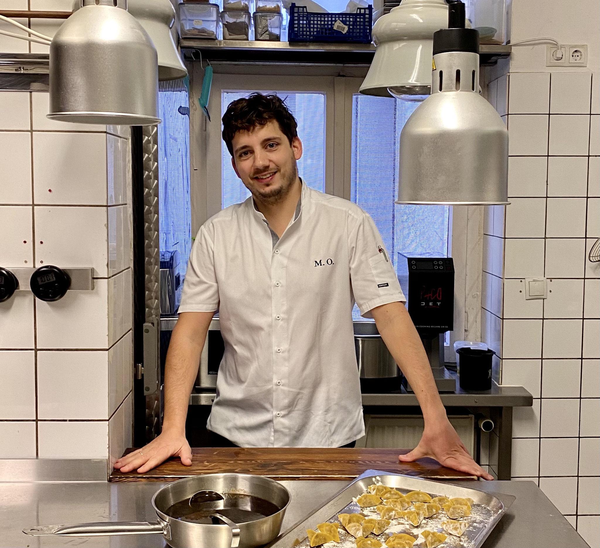 Maurizio Oster - Restaurant Zeik