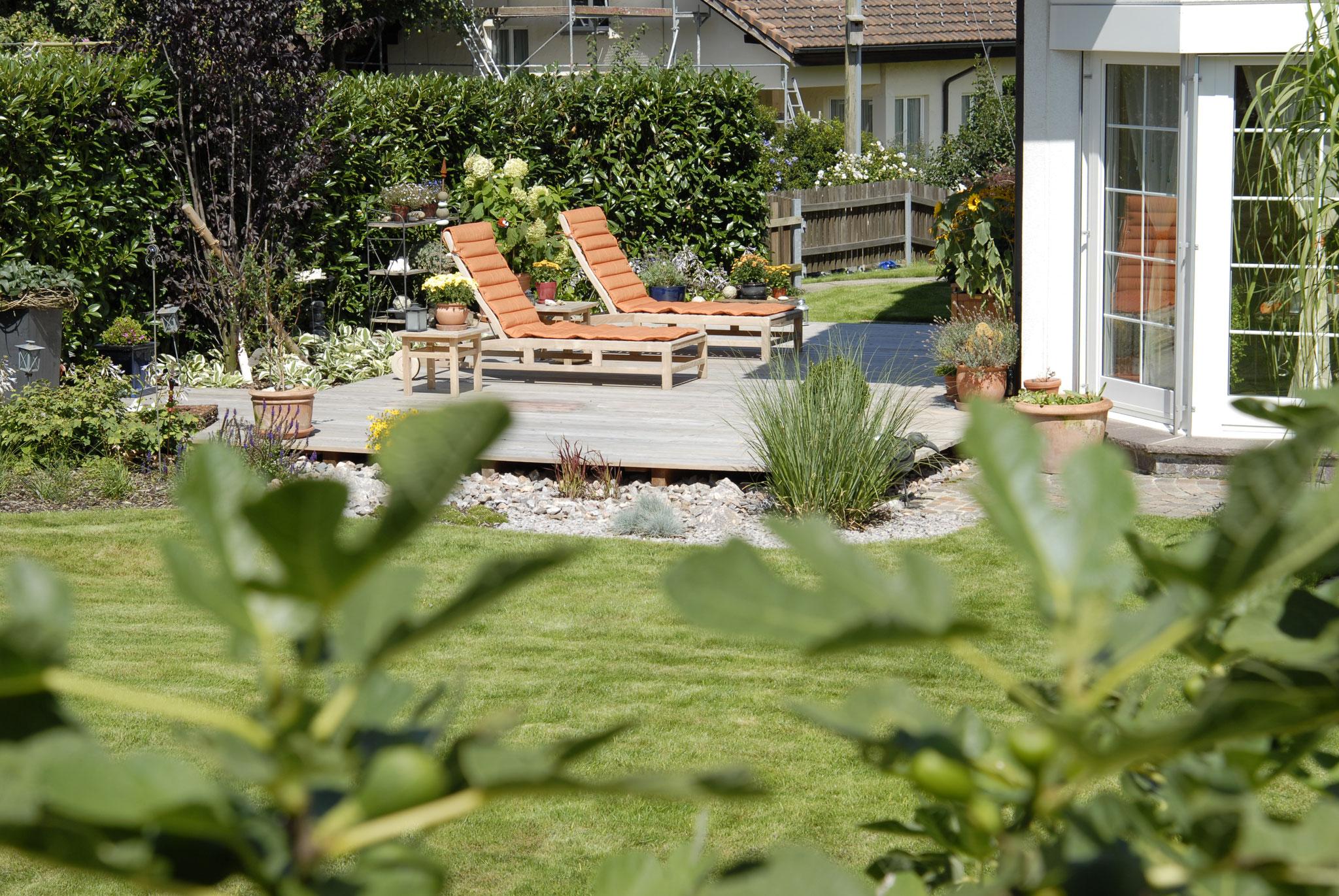 Menu huwiler gartengestaltung buttwil - Gartengestaltung app ...