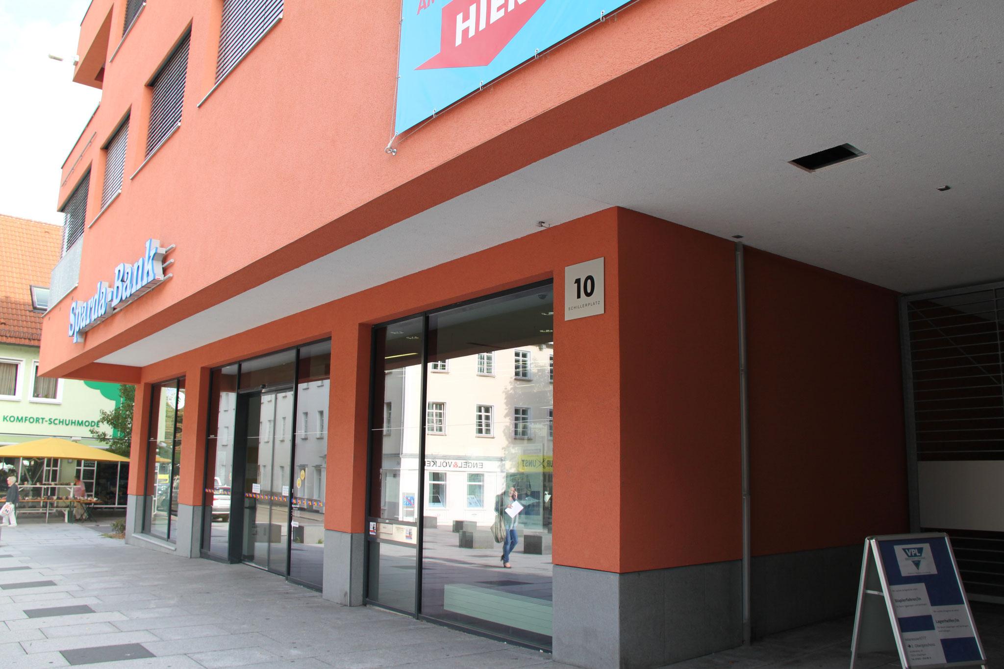 Roth-Carree Schillerplatz 10 in Göppingen