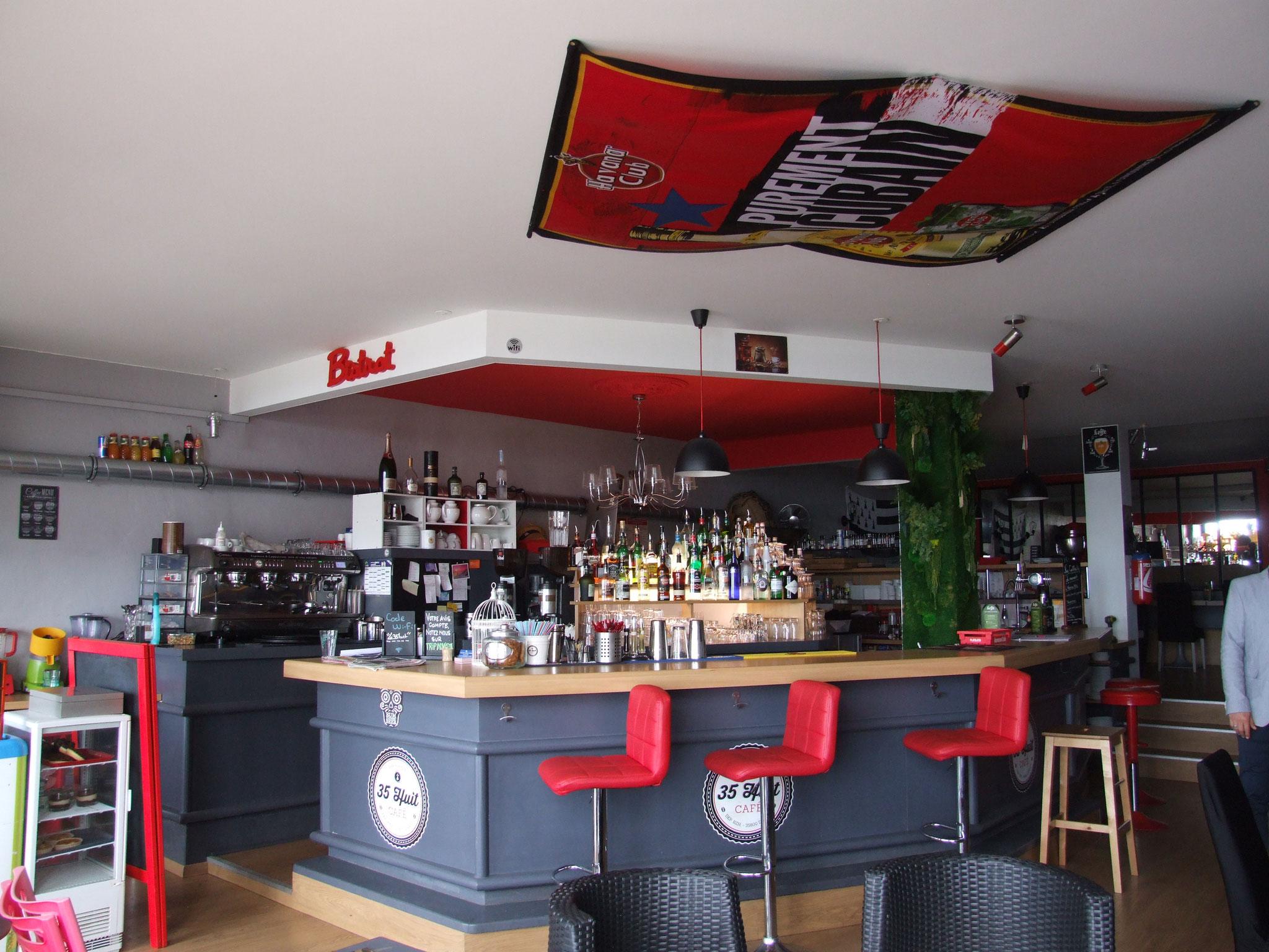 Bar de ville : expertise acoustique (trouble de voisinage - musique amplifiée)