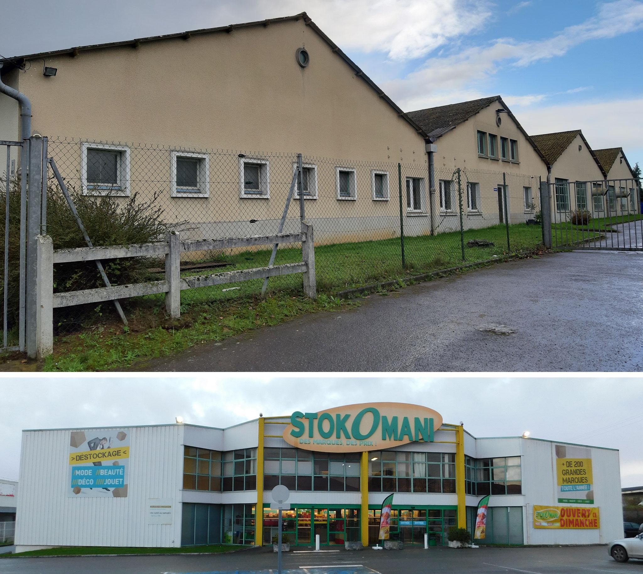 Bâtiments tertiaires : commerces, entrepôts - expertises étanchéité de toiture