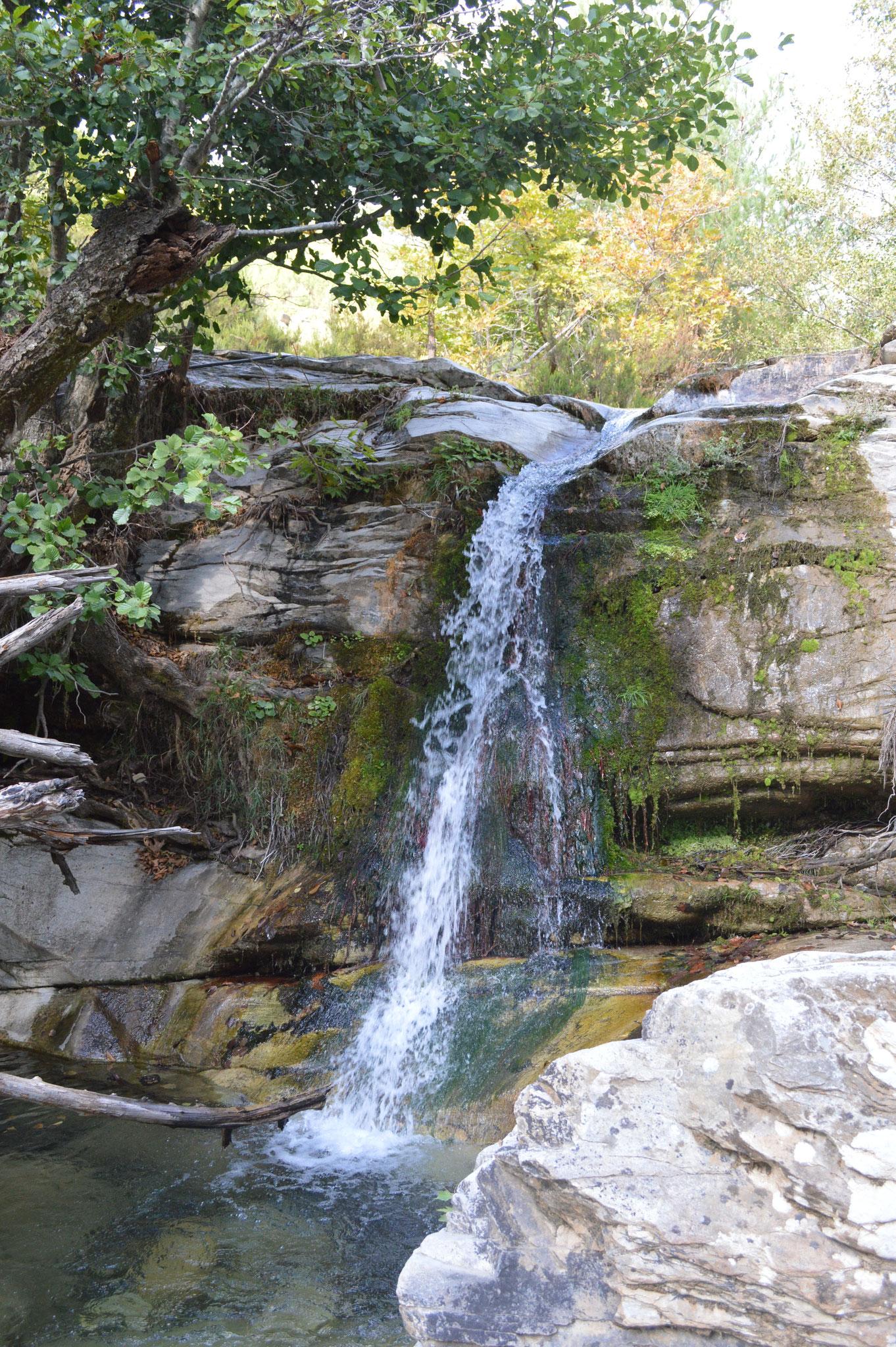 Wasserfall von Maries