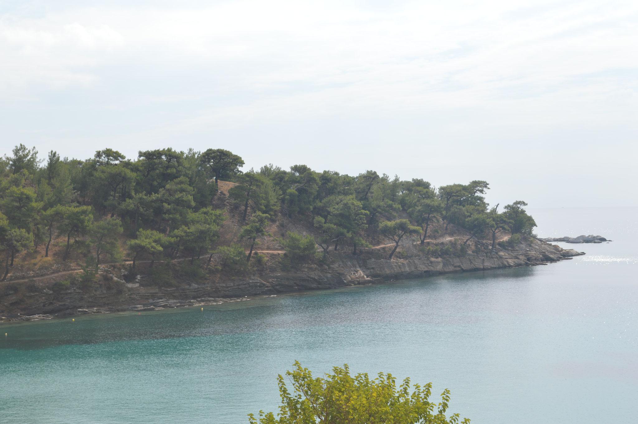 Halbinsel von Aliki