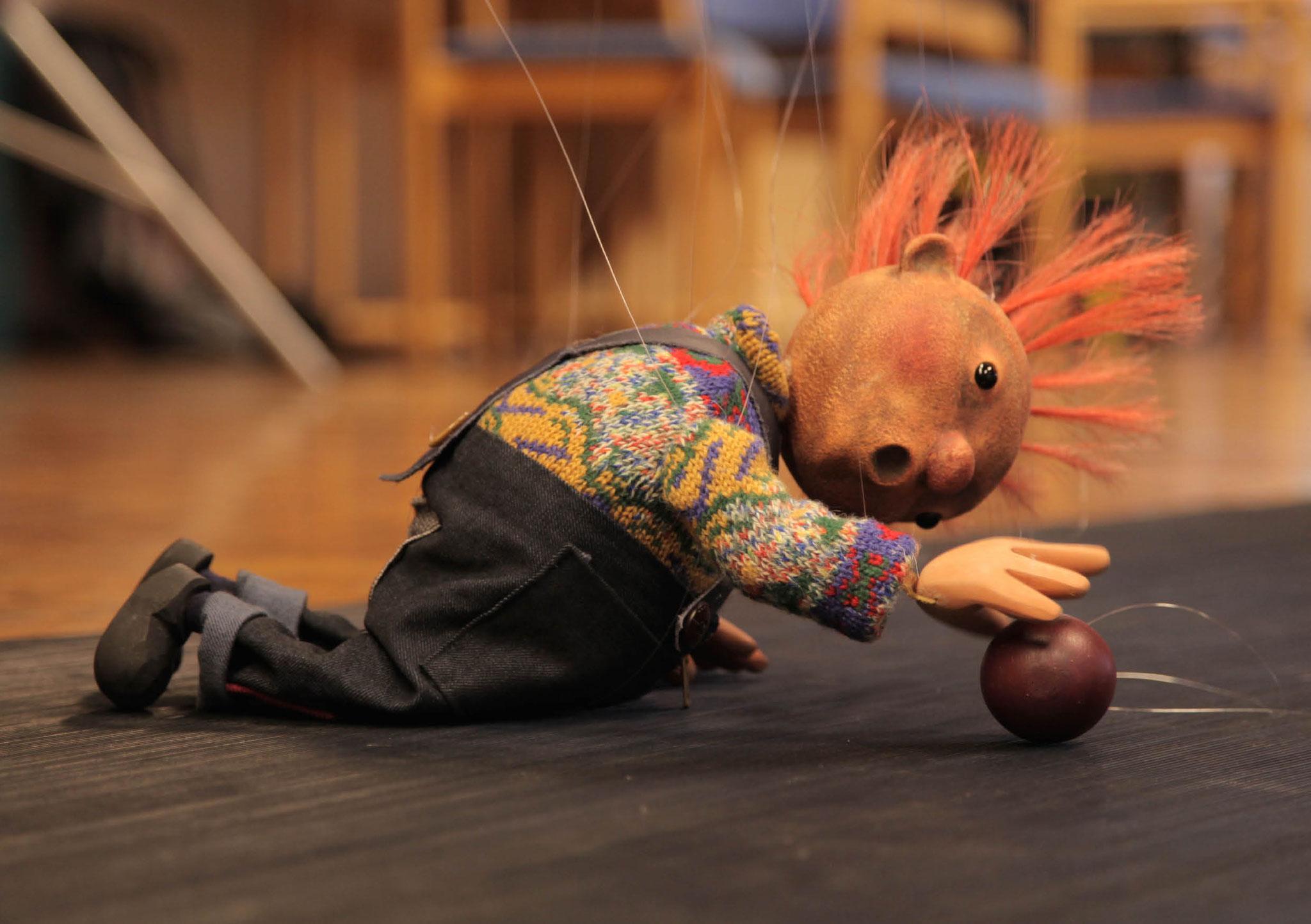 Glück und Pech und was dazwischen liegt...:  Marionettentheater Wunderland,  Hans Portmann, Zürich