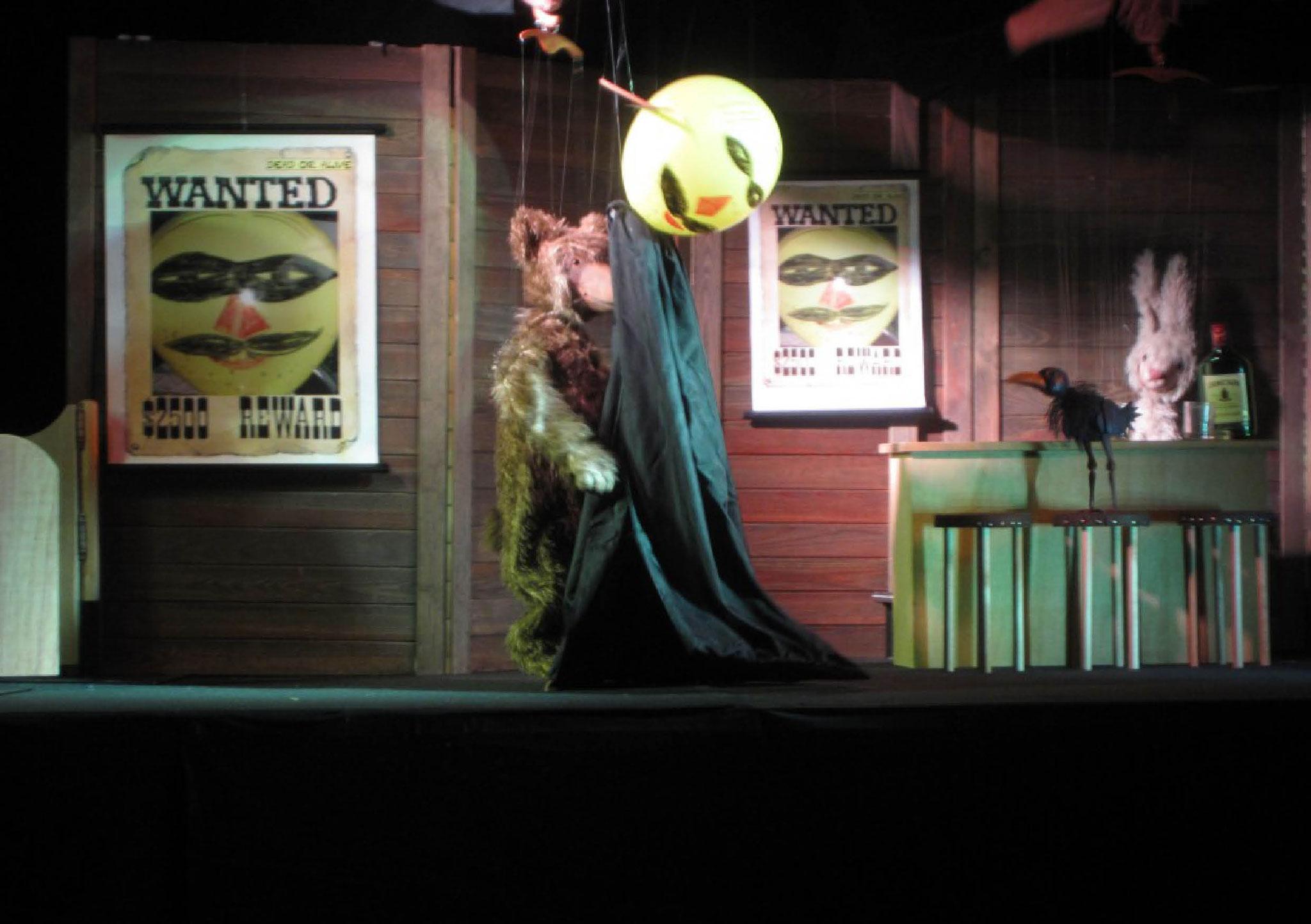 Marionettentheater Löwenzahn: Im Wilden Westen