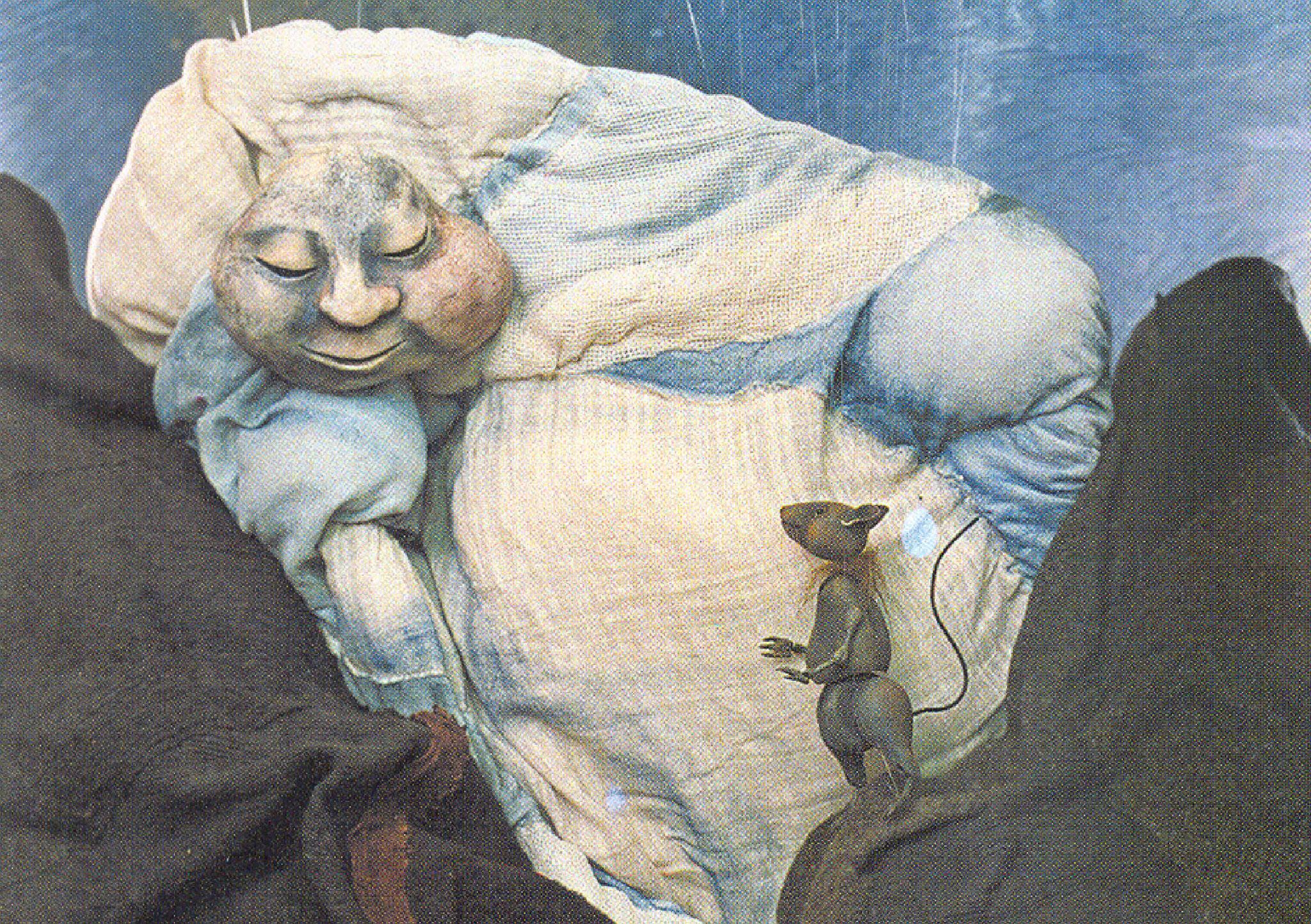 PendelMarionettenTheater: Die Mäusebraut
