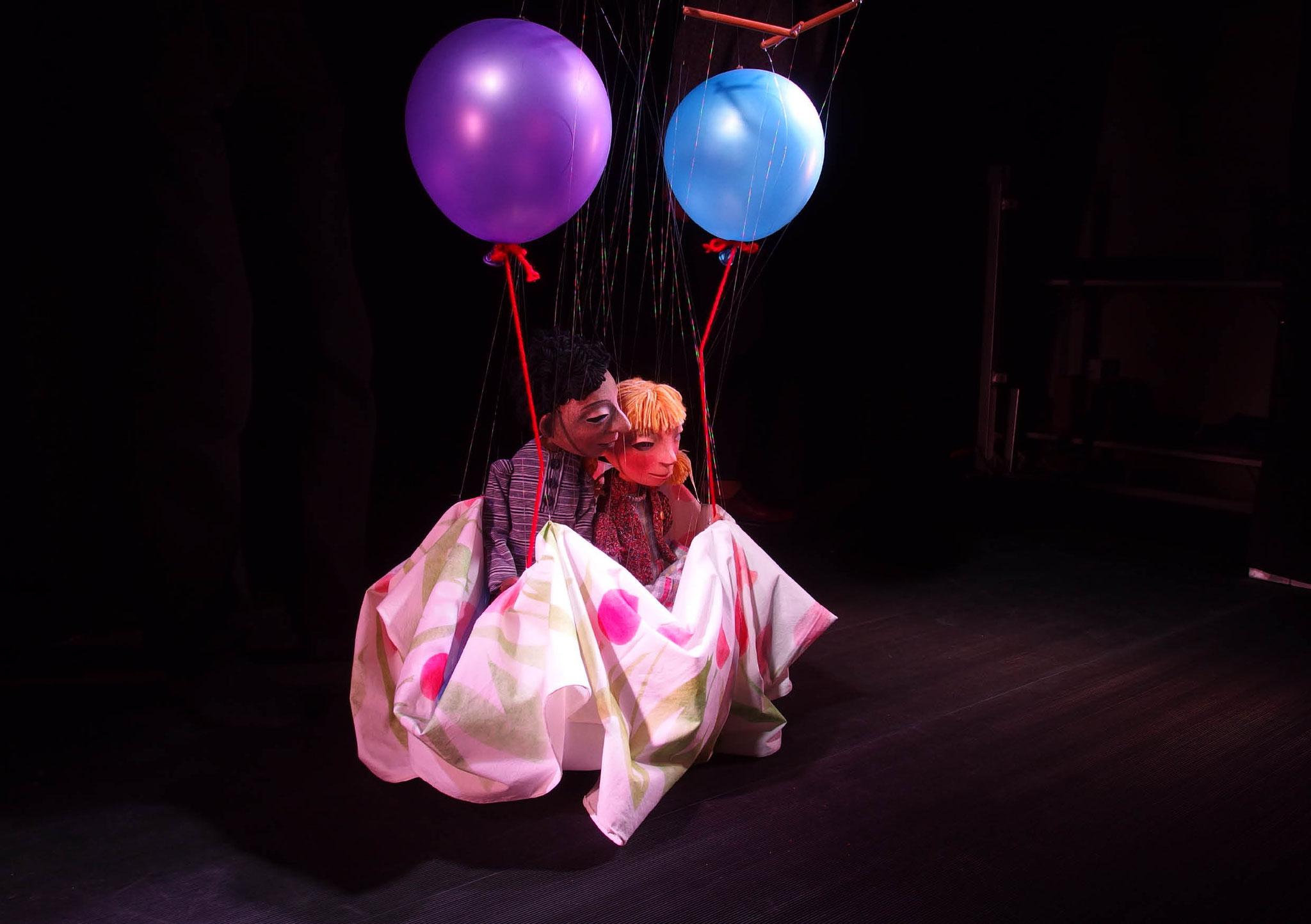 Marionettenspiel Cagibi: Es war einmal ein Raum