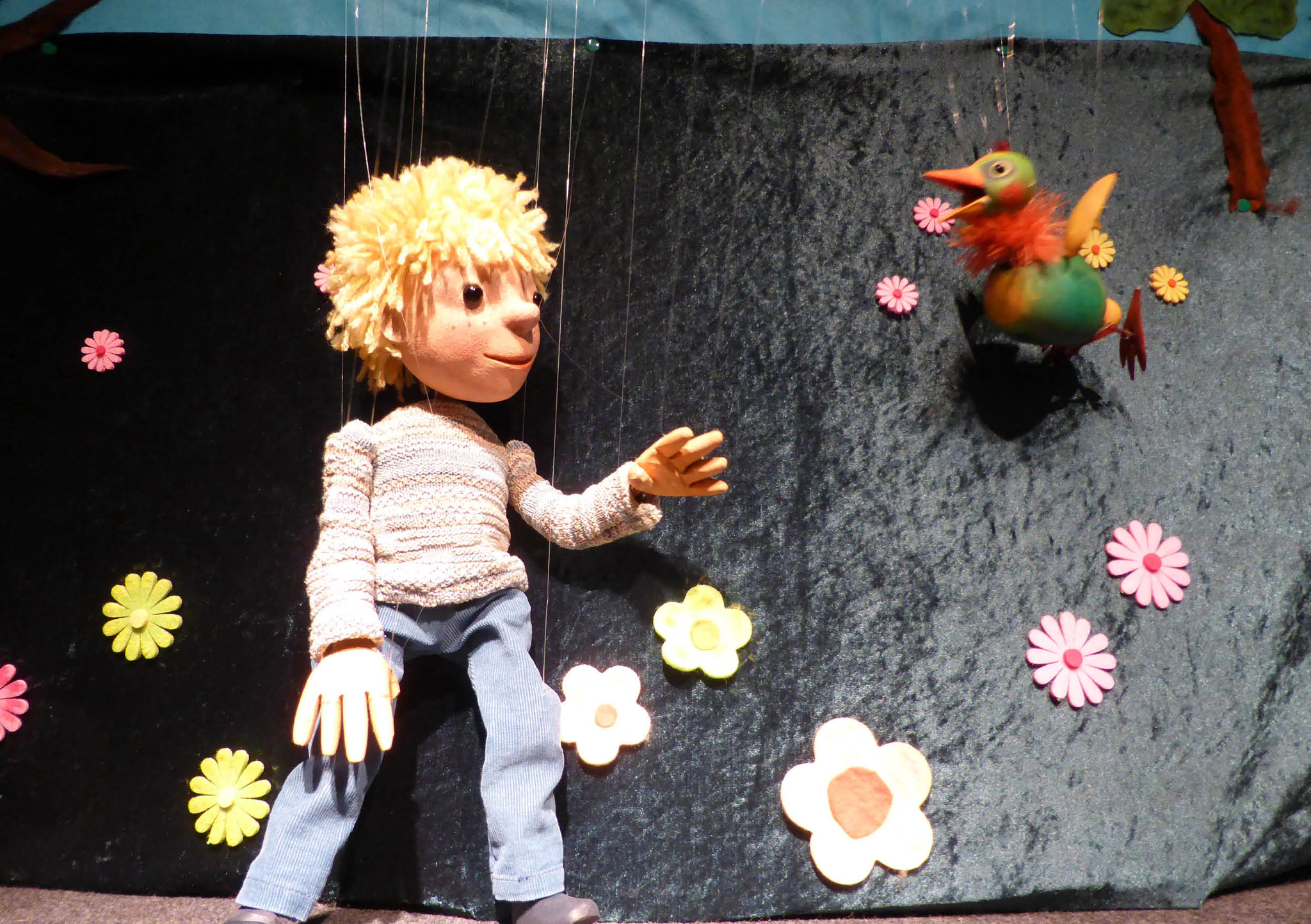 Marionettentheater Zaubervogel: Das Silberklung
