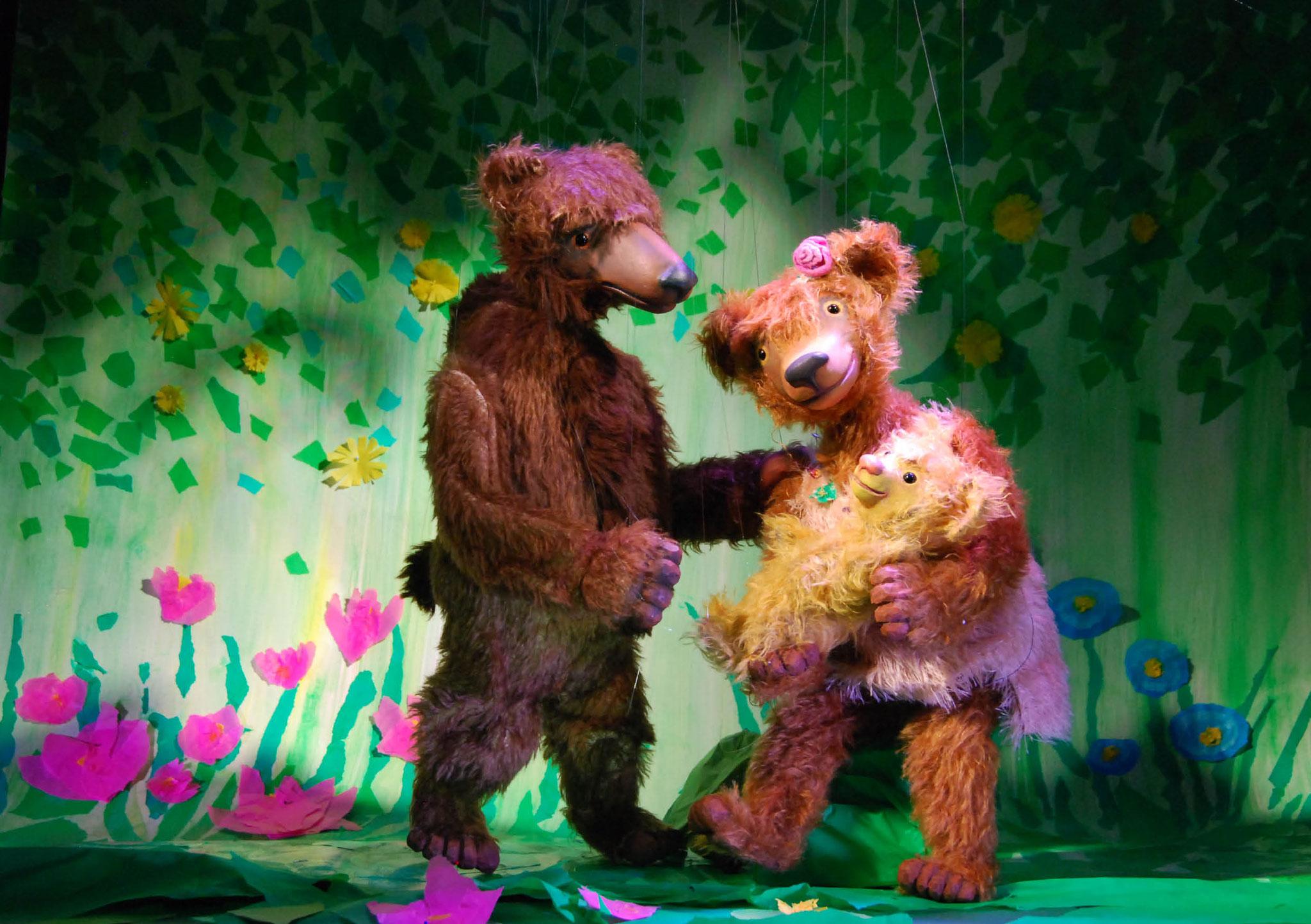 PendelMarionettenTheater: Kinderleicht