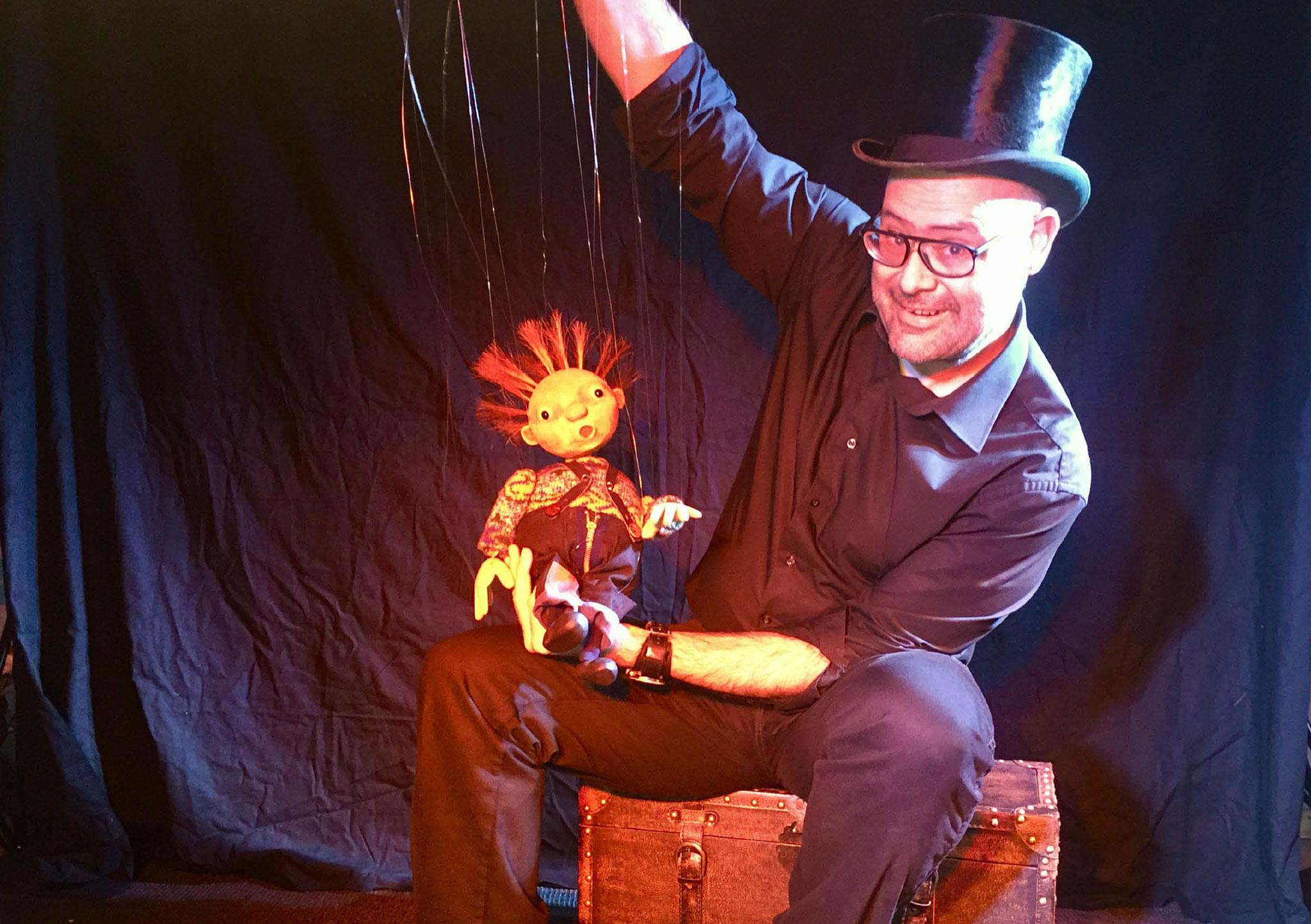Marionettentheater Wunderland: Hans Portmann