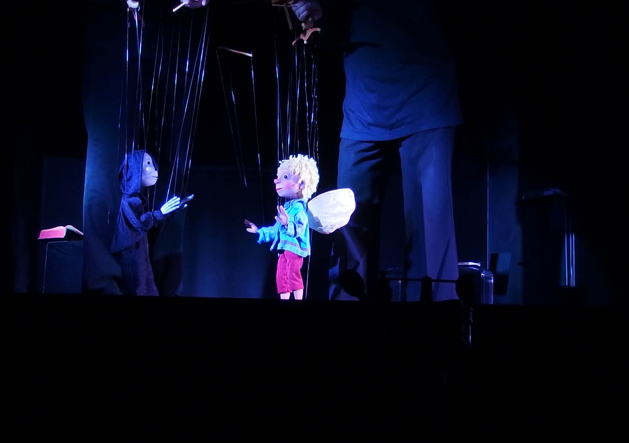 Marionettentheater Basilius und Freunde: Zwei Freunde
