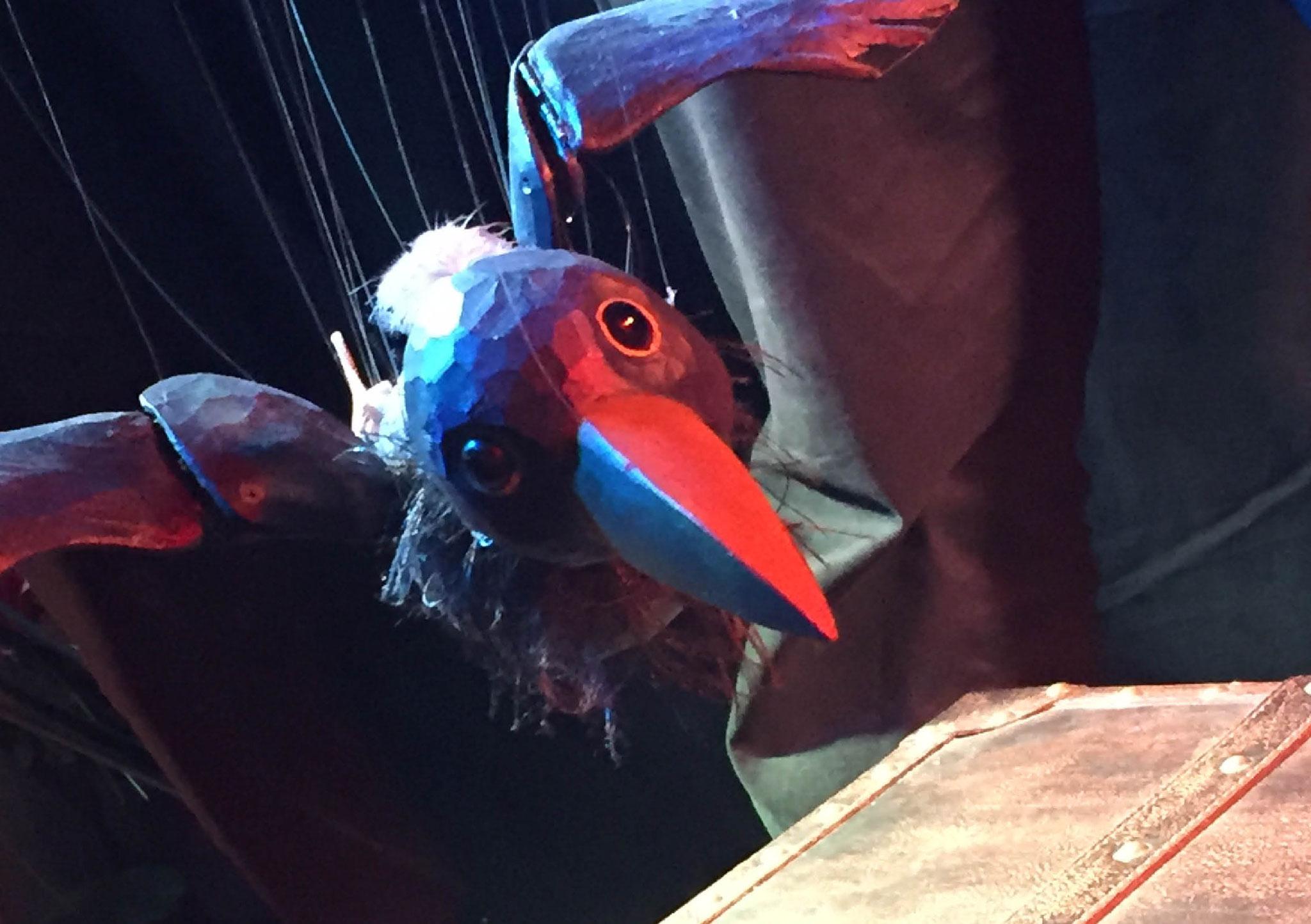 Marionettentheater Wunderland: Glück und Pech und was dazwischen liegt...