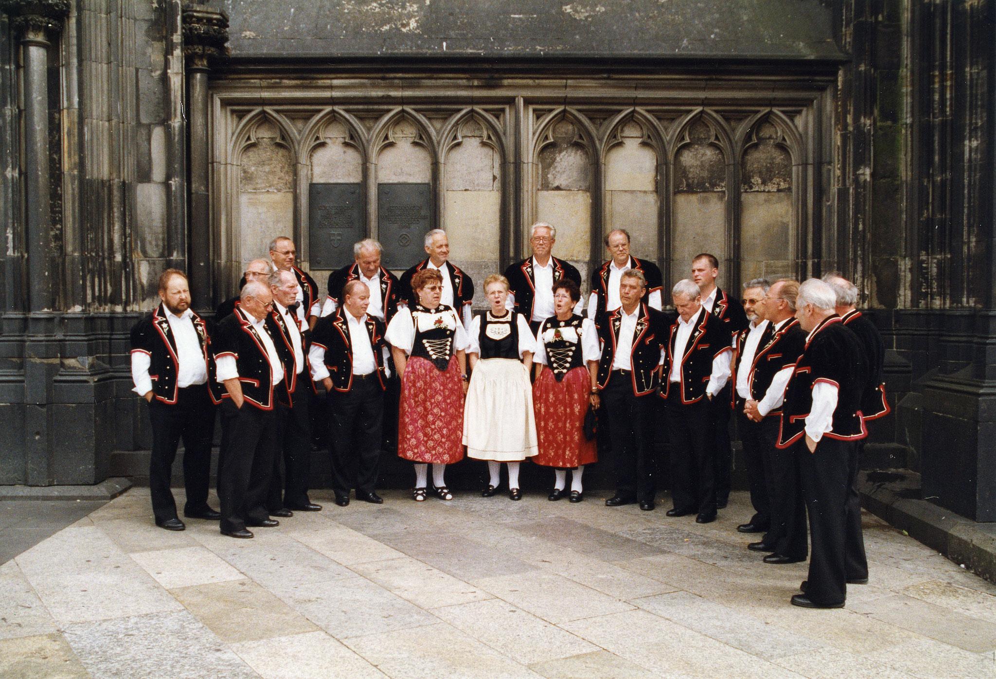 Dom Köln 1999