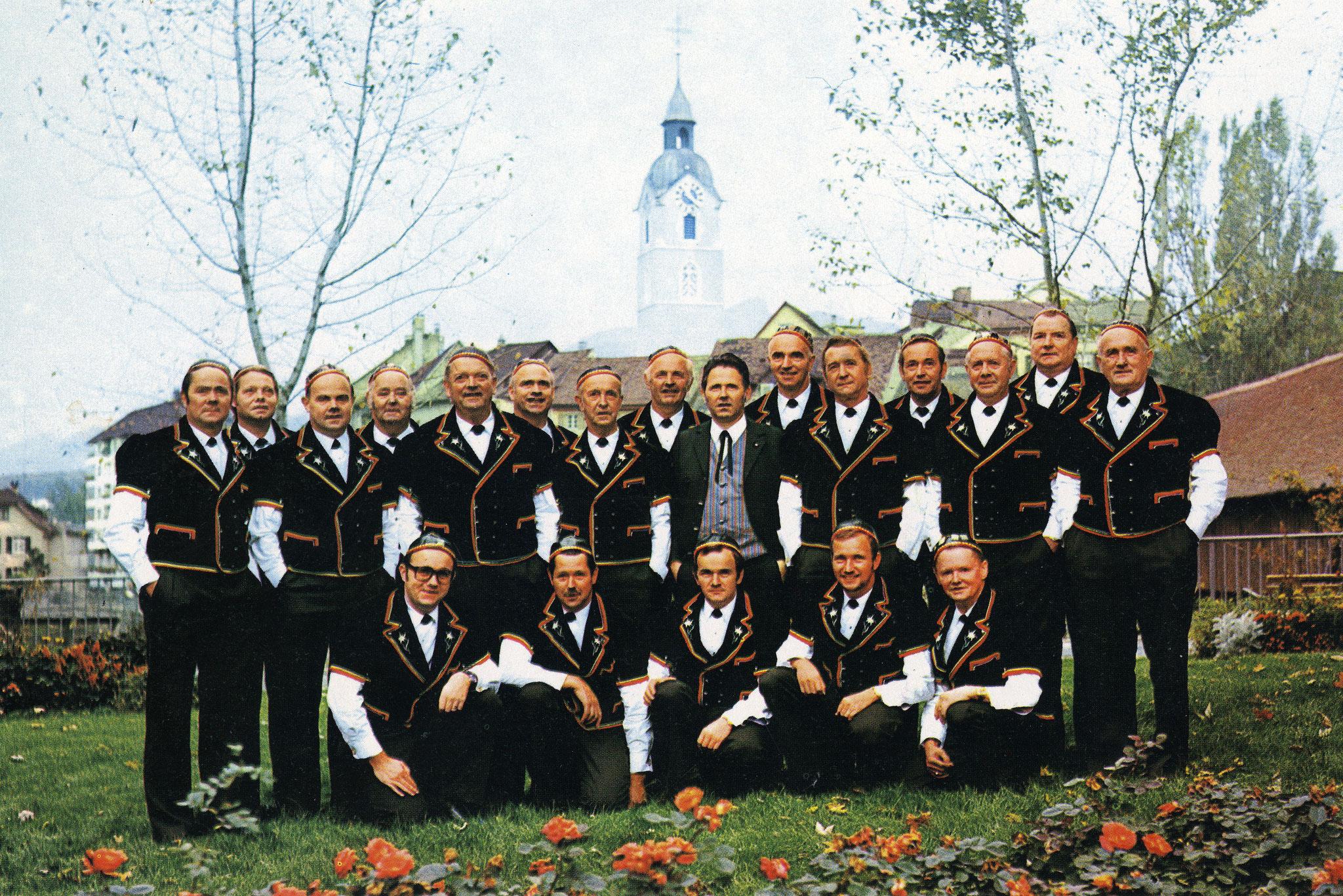 Plattentaufe 1977
